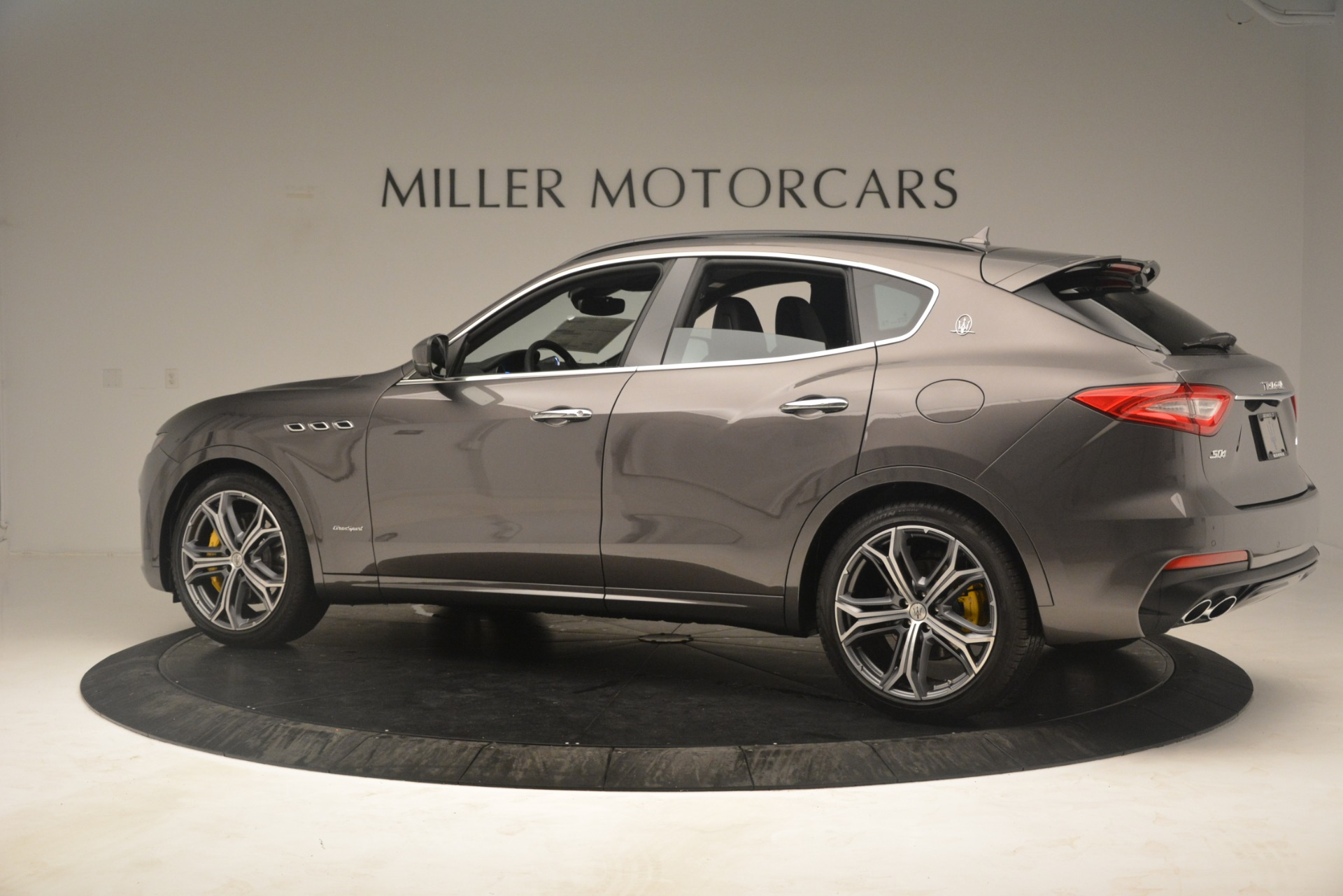 New 2019 Maserati Levante S Q4 GranSport For Sale In Westport, CT 3152_p4