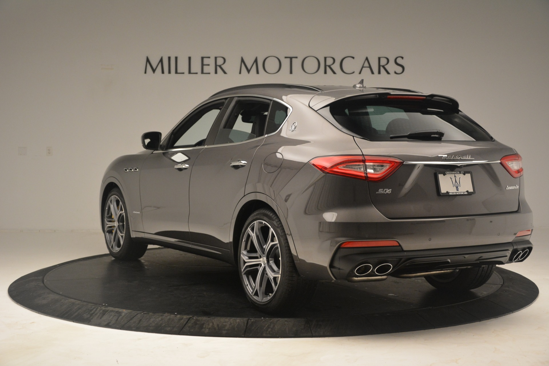 New 2019 Maserati Levante S Q4 GranSport For Sale In Westport, CT 3152_p5
