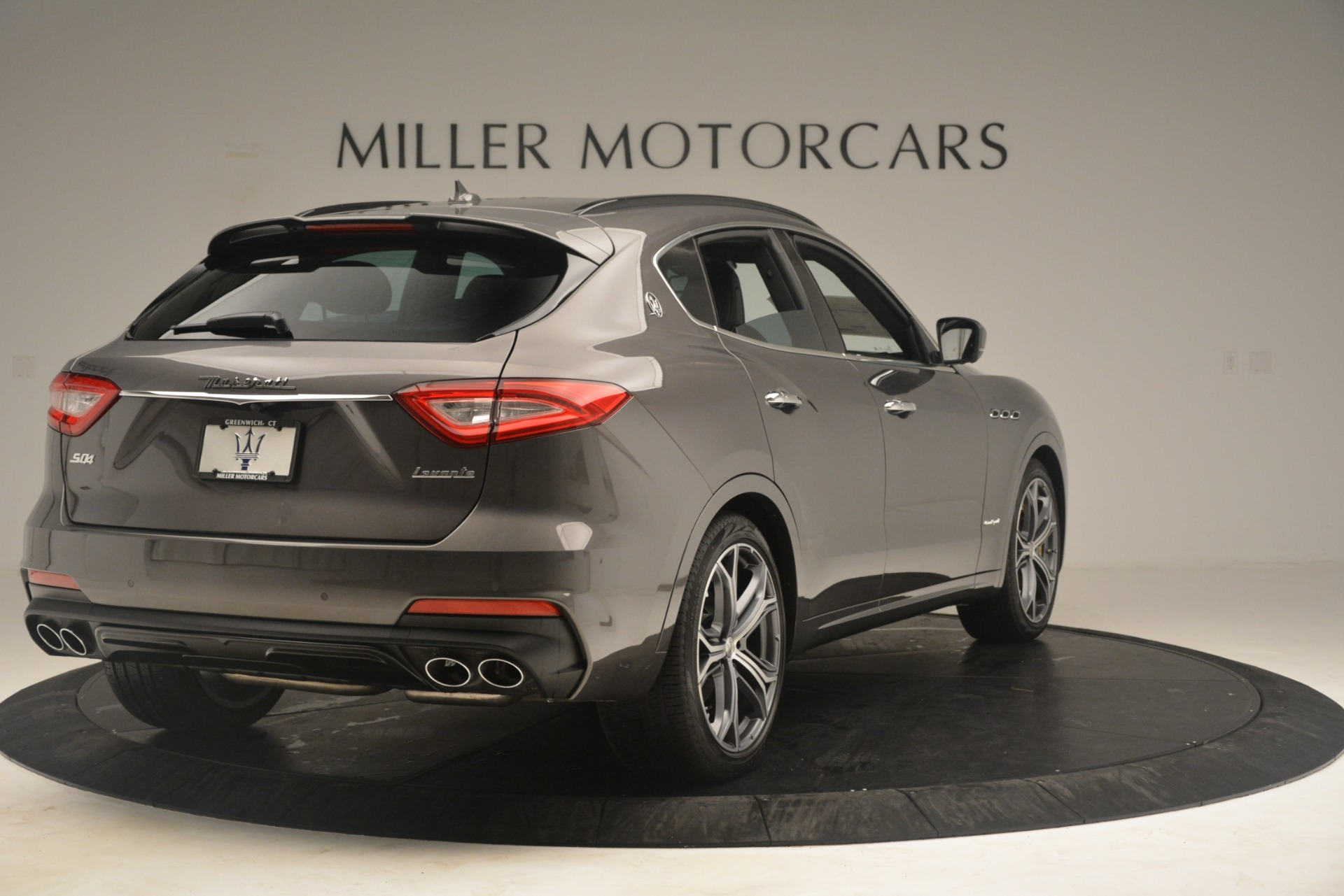 New 2019 Maserati Levante S Q4 GranSport For Sale In Westport, CT 3152_p7