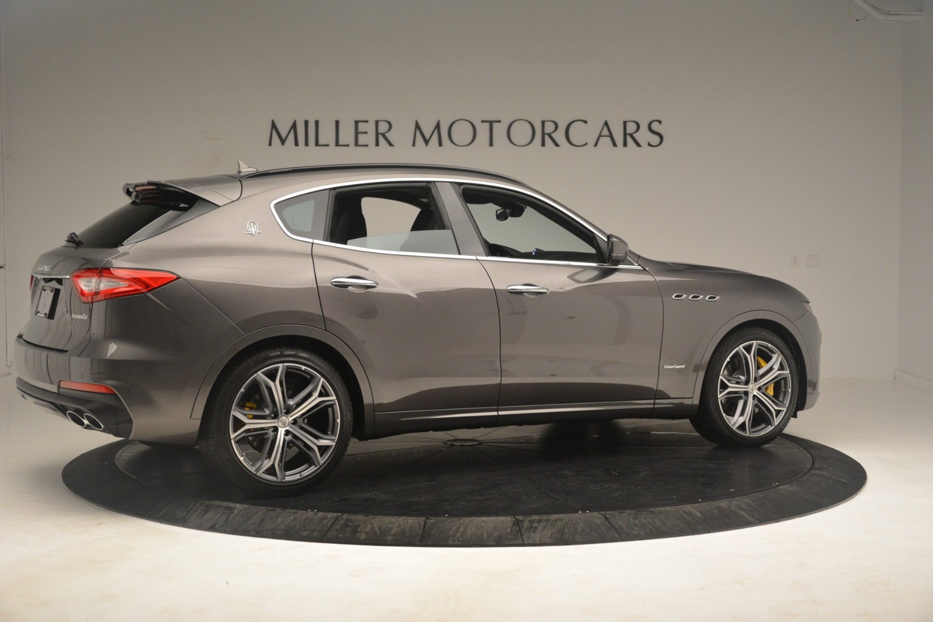 New 2019 Maserati Levante S Q4 GranSport For Sale In Westport, CT 3152_p8
