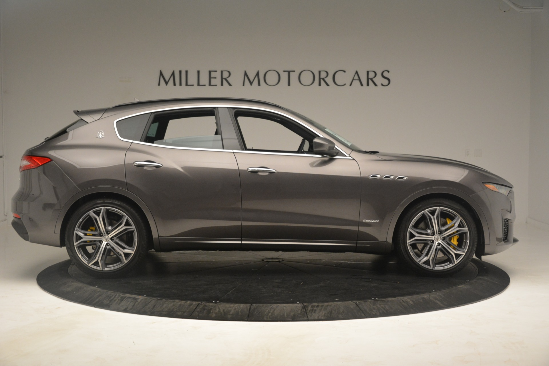 New 2019 Maserati Levante S Q4 GranSport For Sale In Westport, CT 3152_p9