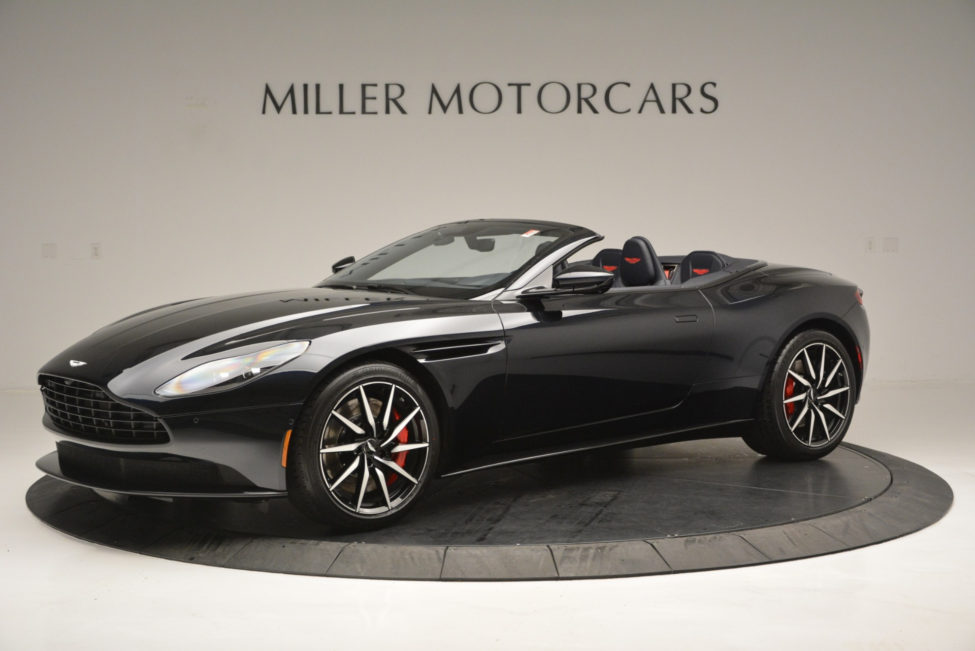 New 2019 Aston Martin DB11 V8 Convertible For Sale In Westport, CT 3153_main