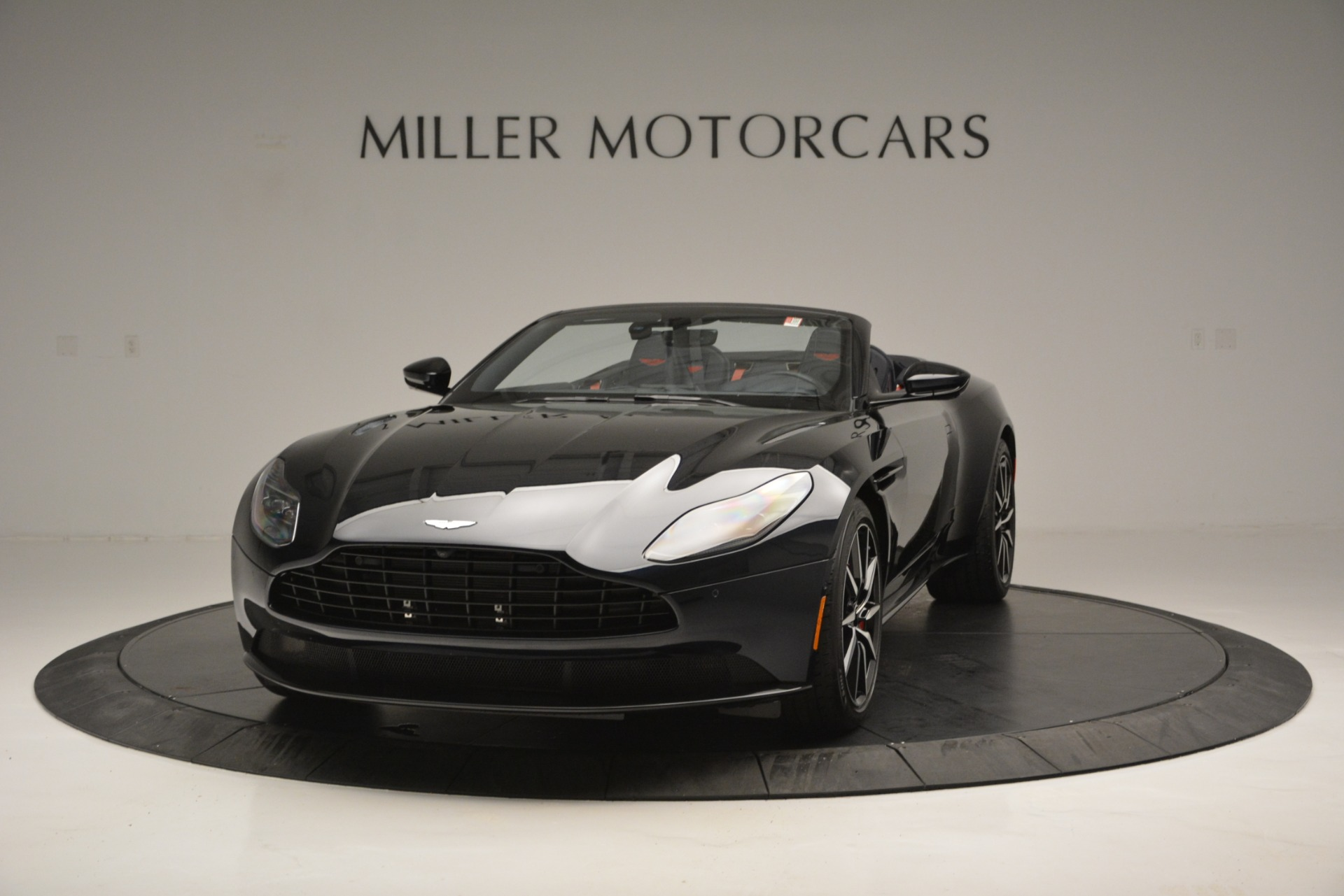 New 2019 Aston Martin DB11 V8 Convertible For Sale In Westport, CT 3153_p2