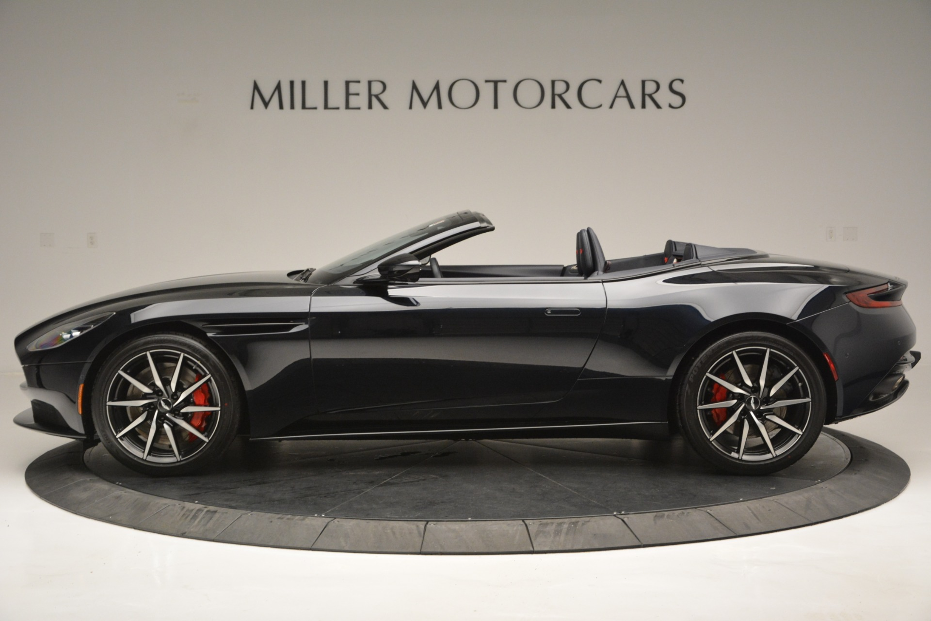 New 2019 Aston Martin DB11 V8 Convertible For Sale In Westport, CT 3153_p3