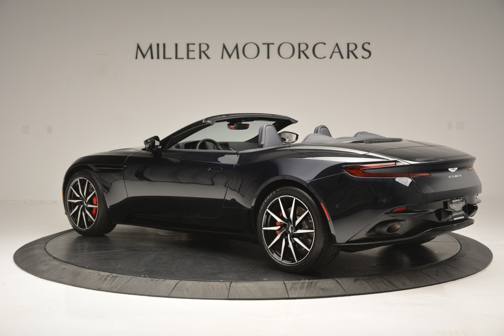New 2019 Aston Martin DB11 V8 Convertible For Sale In Westport, CT 3153_p4