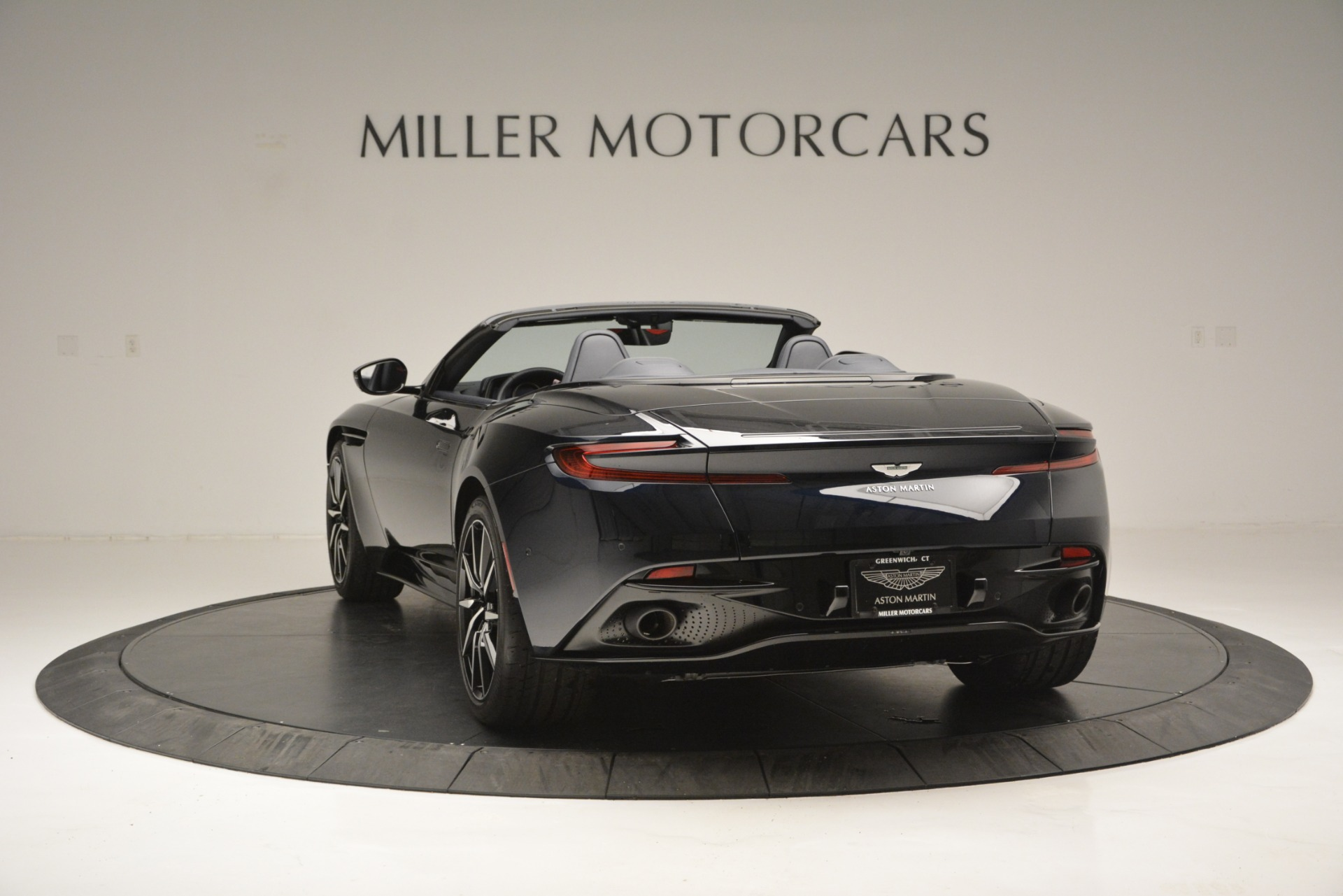 New 2019 Aston Martin DB11 V8 Convertible For Sale In Westport, CT 3153_p5