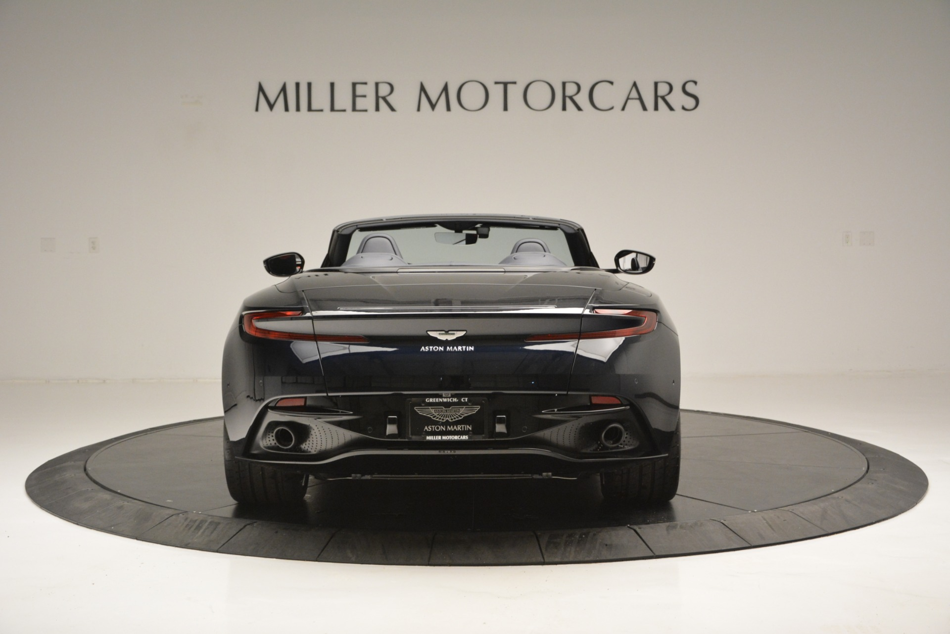 New 2019 Aston Martin DB11 V8 Convertible For Sale In Westport, CT 3153_p6