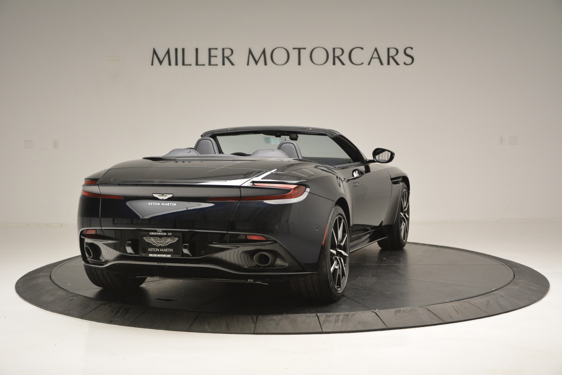 New 2019 Aston Martin DB11 V8 Convertible For Sale In Westport, CT 3153_p7