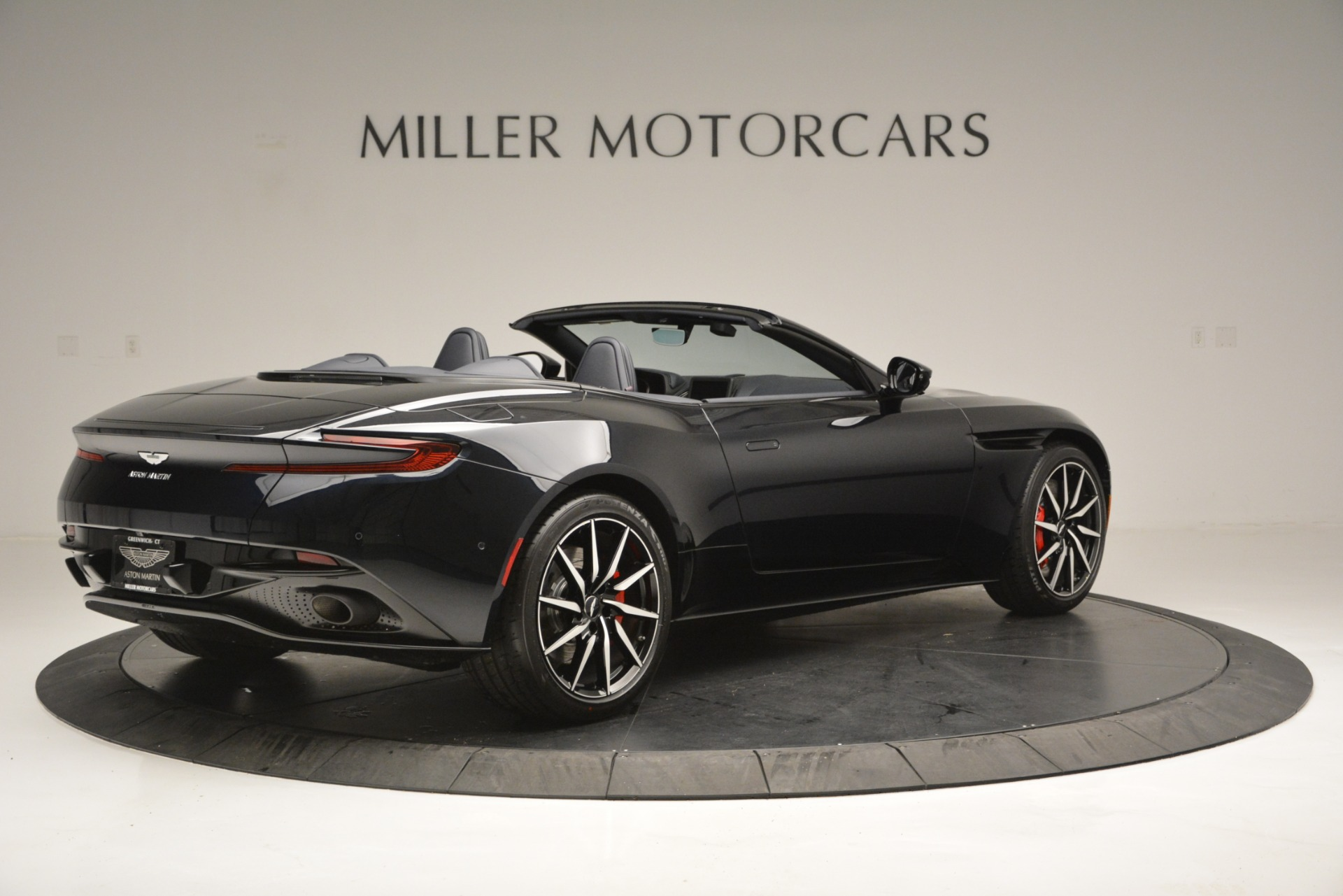 New 2019 Aston Martin DB11 V8 Convertible For Sale In Westport, CT 3153_p8