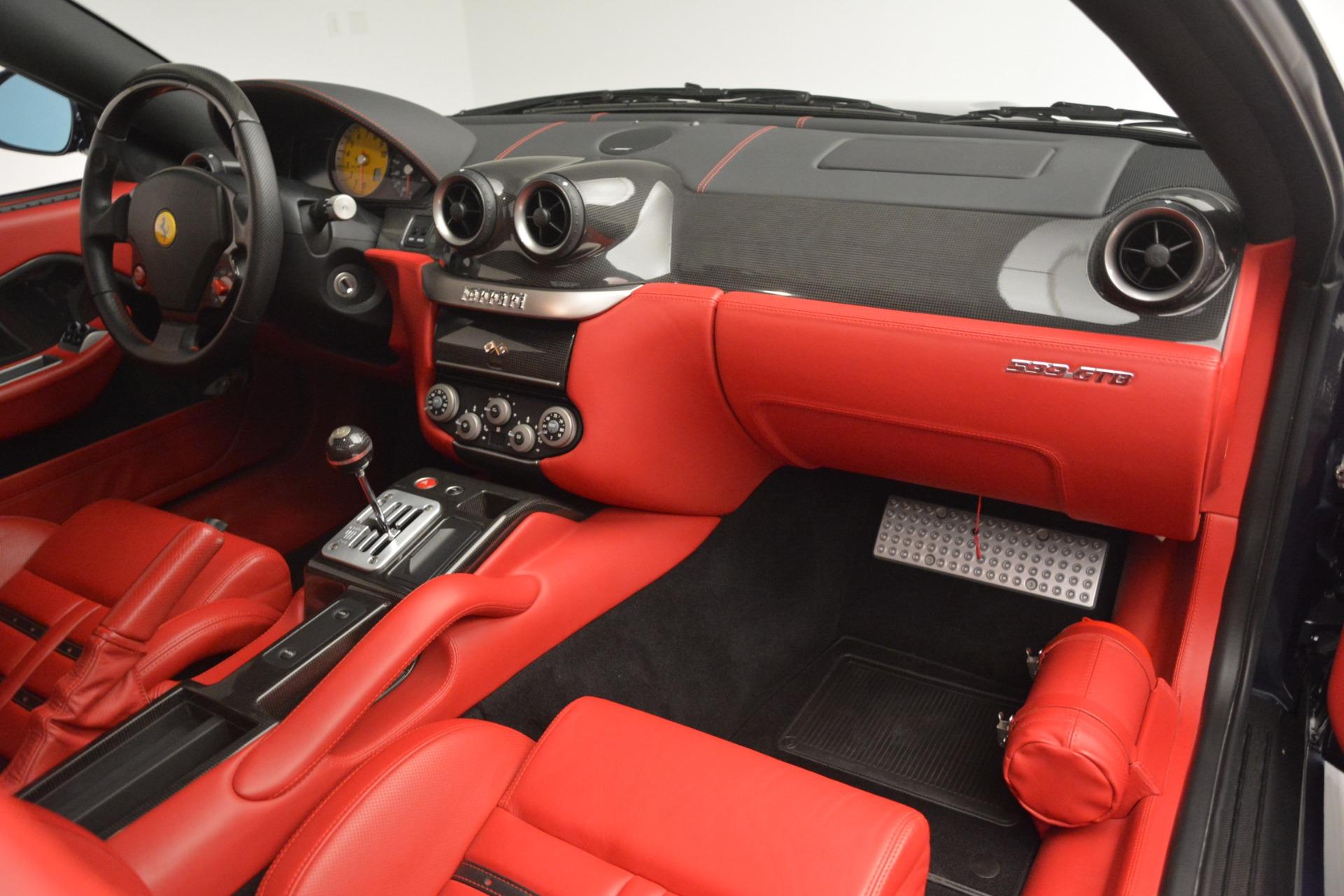 Used 2008 Ferrari 599 GTB Fiorano  For Sale In Westport, CT 3154_p17