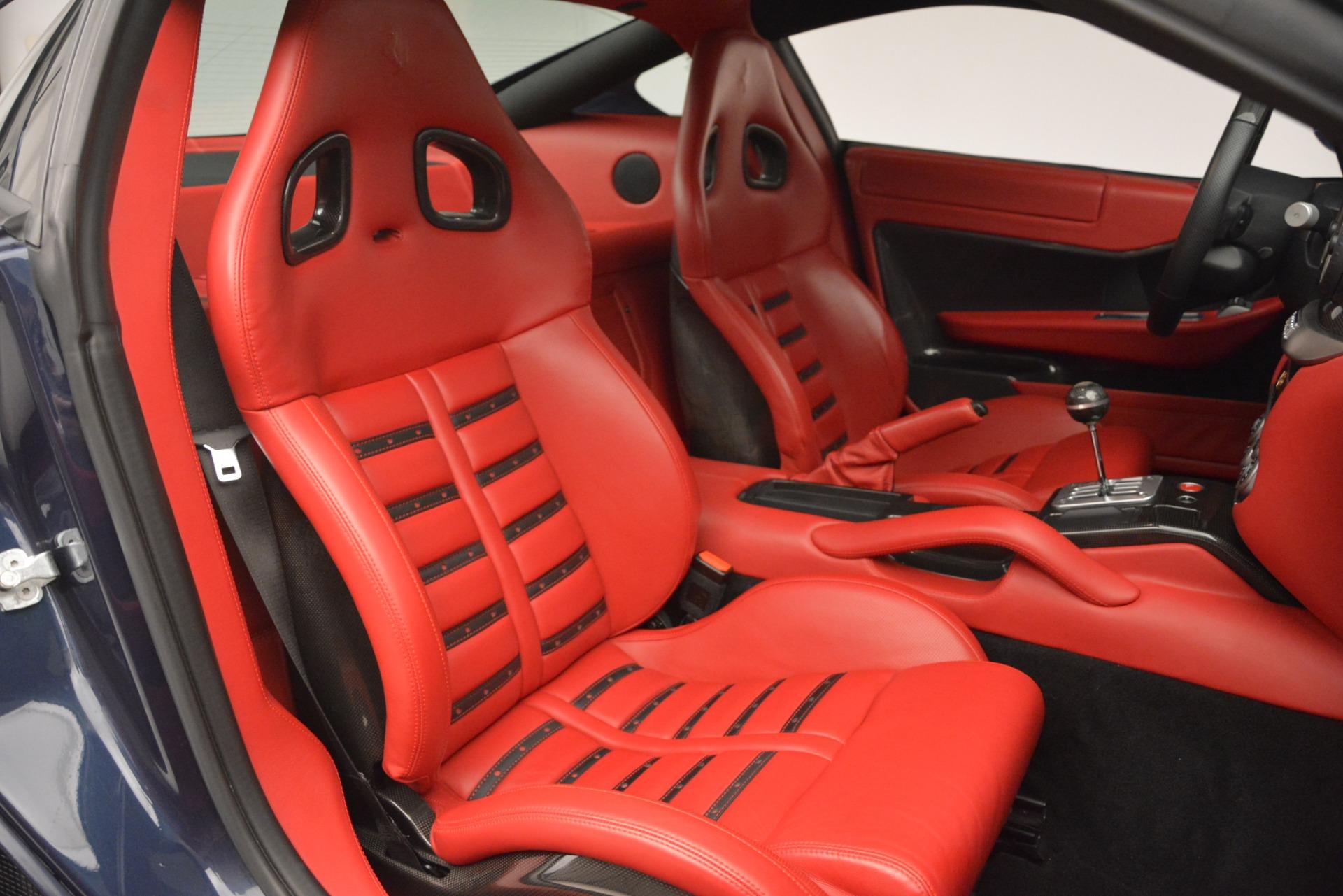 Used 2008 Ferrari 599 GTB Fiorano  For Sale In Westport, CT 3154_p19