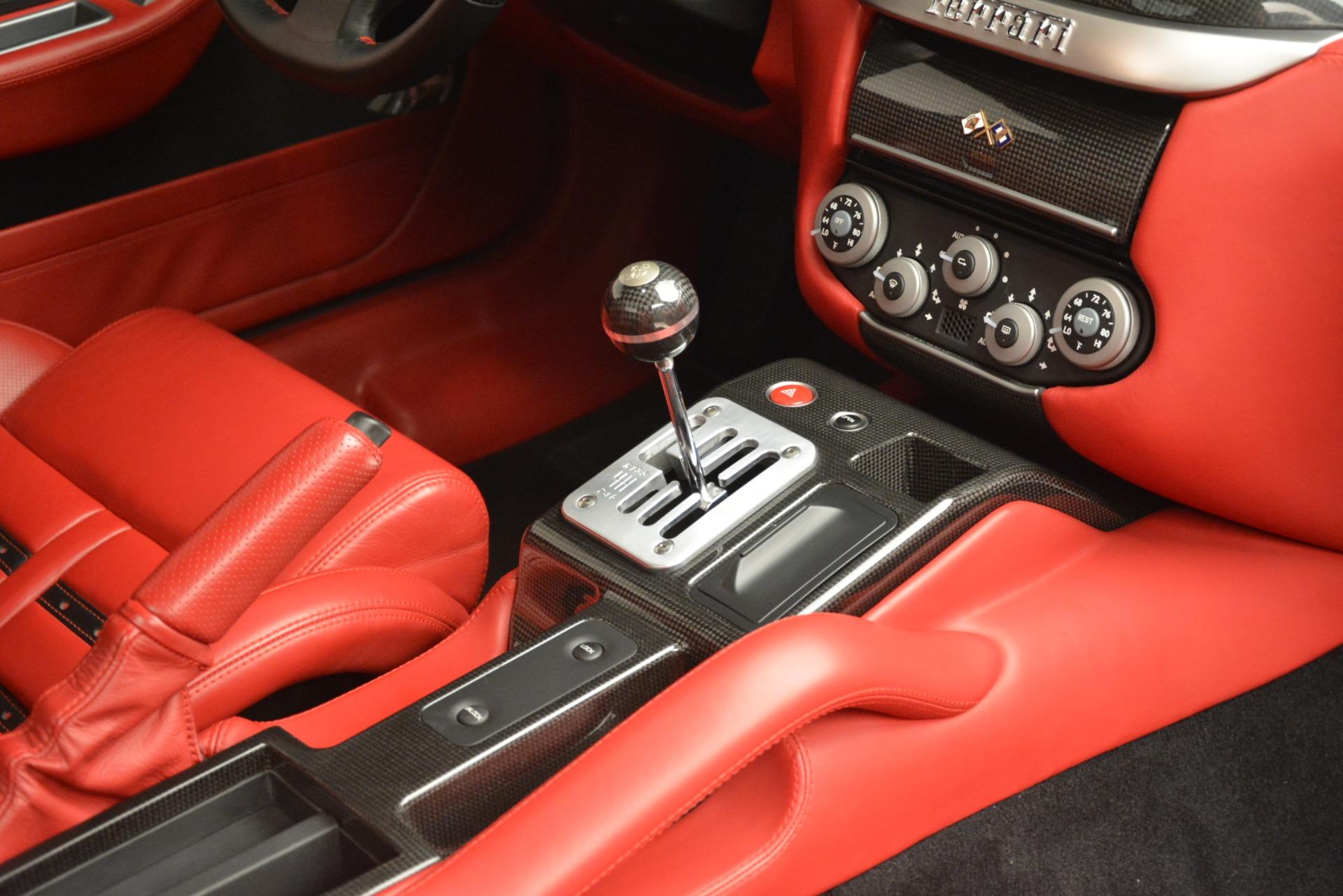 Used 2008 Ferrari 599 GTB Fiorano  For Sale In Westport, CT 3154_p20