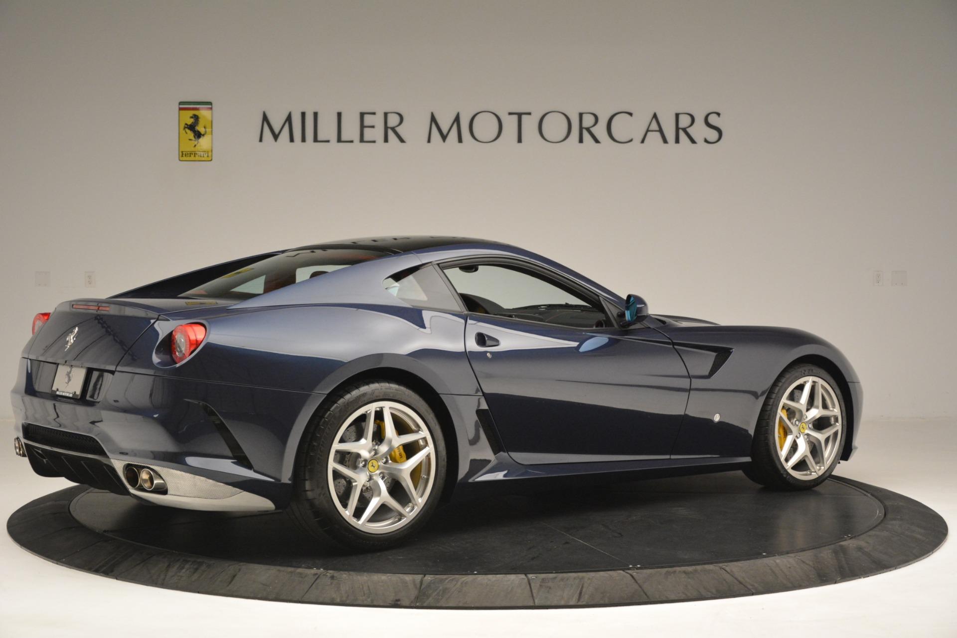 Used 2008 Ferrari 599 GTB Fiorano  For Sale In Westport, CT 3154_p8