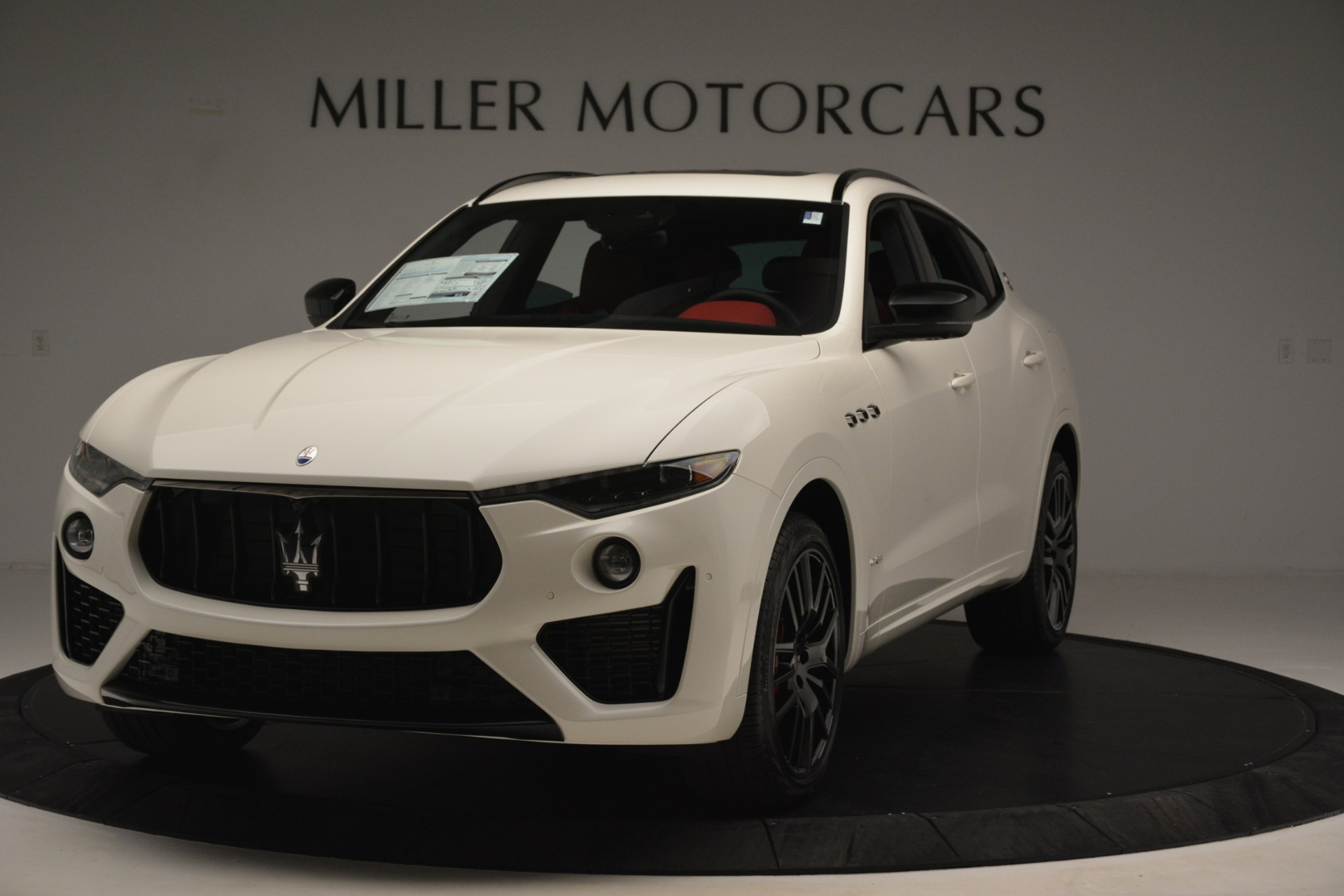 New 2019 Maserati Levante S Q4 GranSport For Sale In Westport, CT
