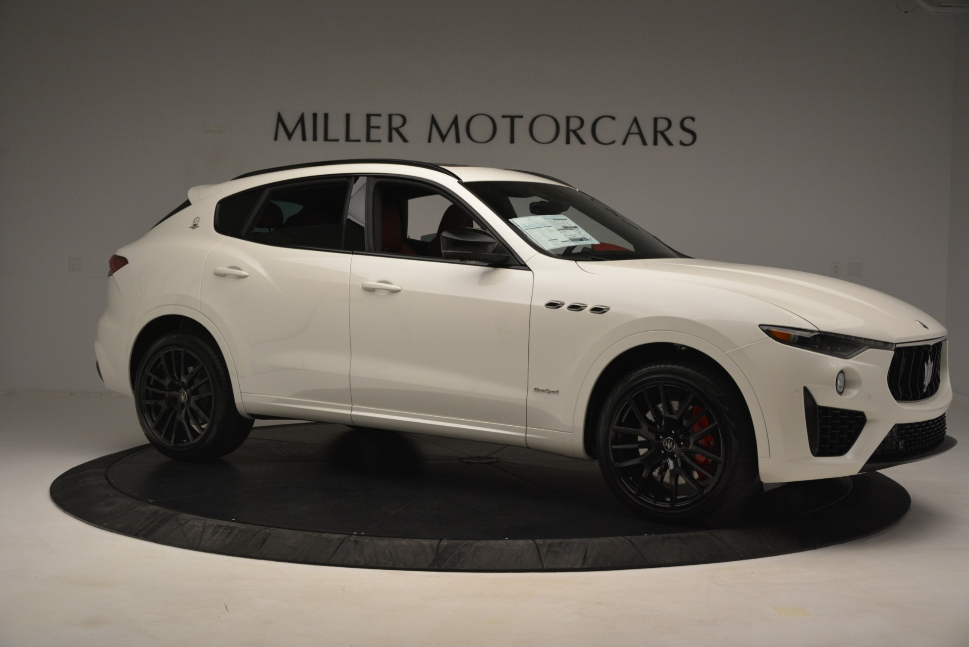 New 2019 Maserati Levante S Q4 GranSport For Sale In Westport, CT 3155_p10
