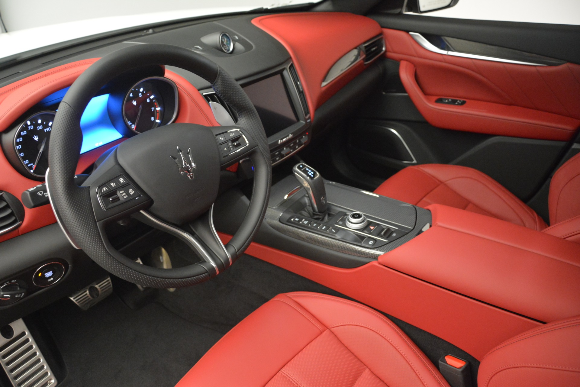 New 2019 Maserati Levante S Q4 GranSport For Sale In Westport, CT 3155_p13