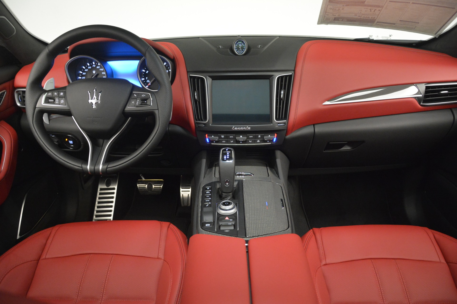 New 2019 Maserati Levante S Q4 GranSport For Sale In Westport, CT 3155_p16