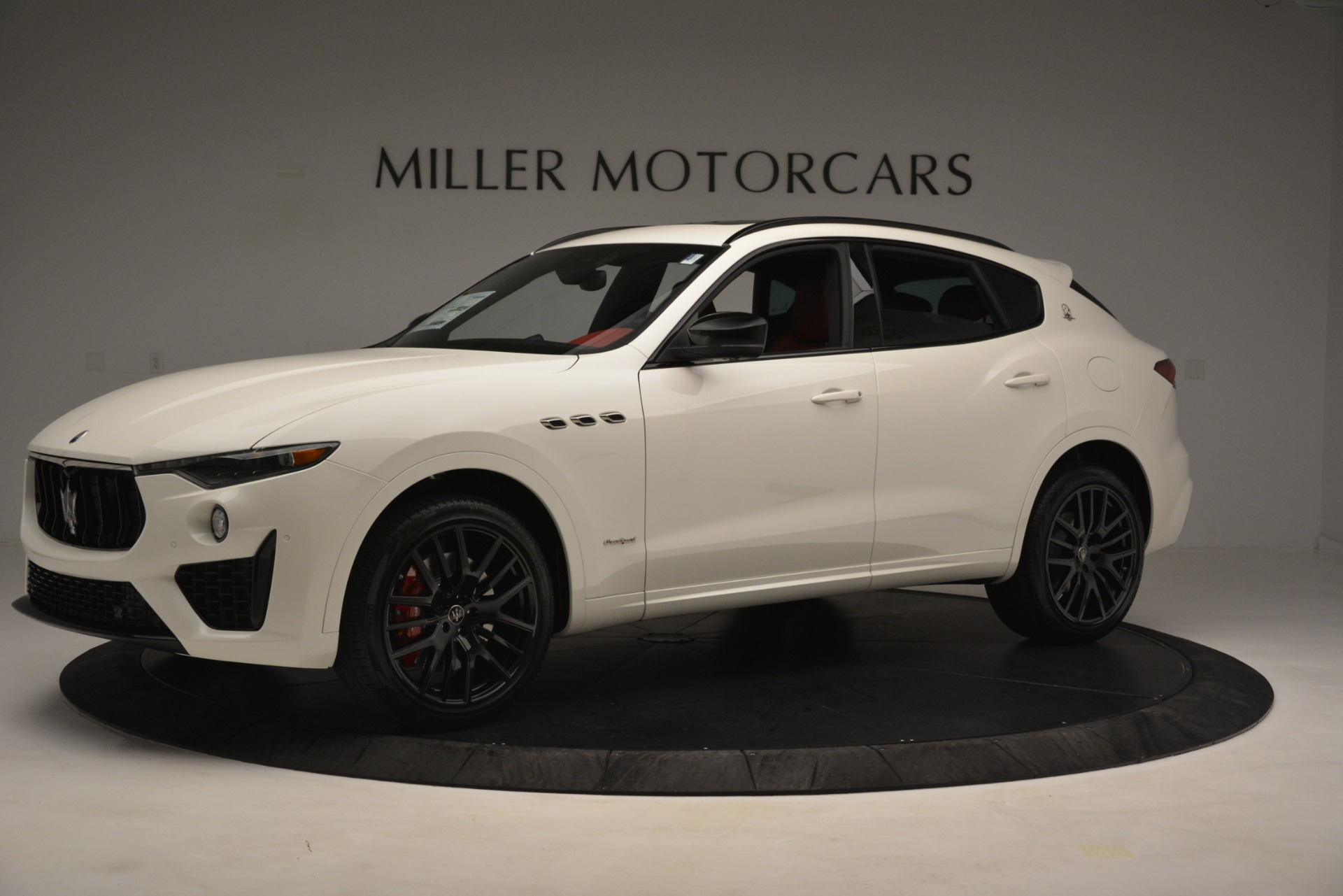 New 2019 Maserati Levante S Q4 GranSport For Sale In Westport, CT 3155_p2
