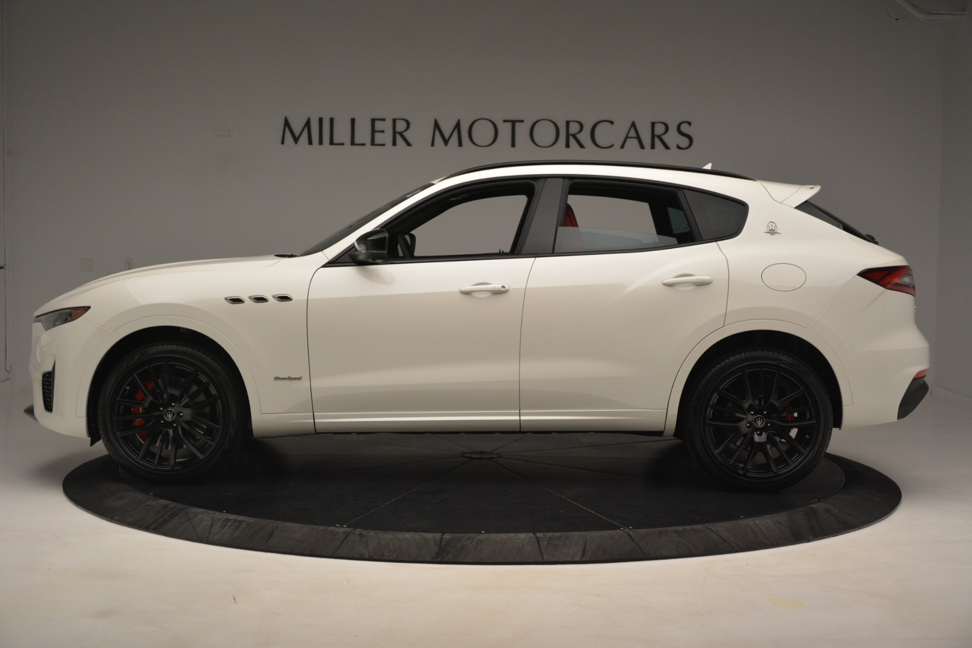 New 2019 Maserati Levante S Q4 GranSport For Sale In Westport, CT 3155_p3