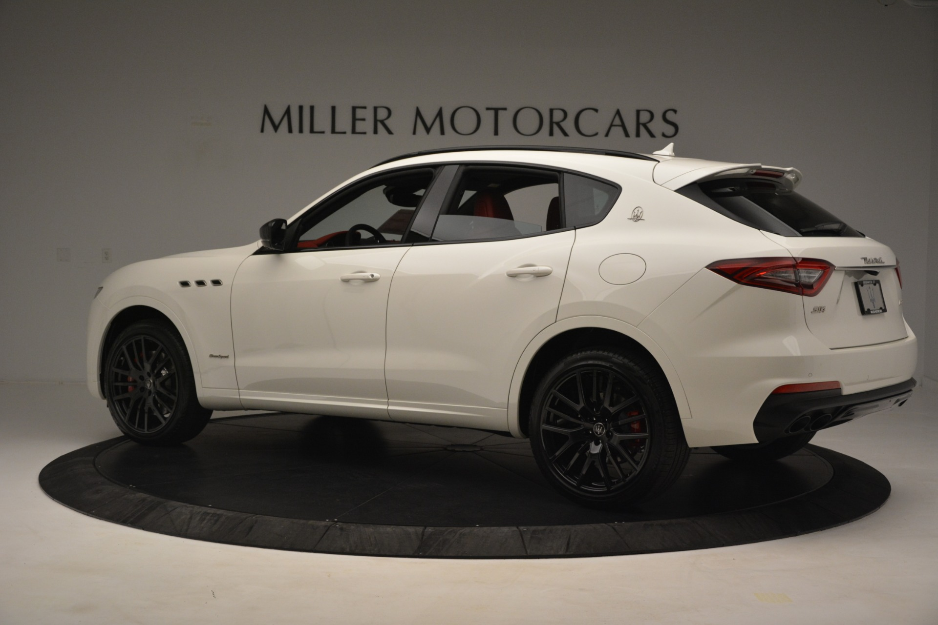 New 2019 Maserati Levante S Q4 GranSport For Sale In Westport, CT 3155_p4