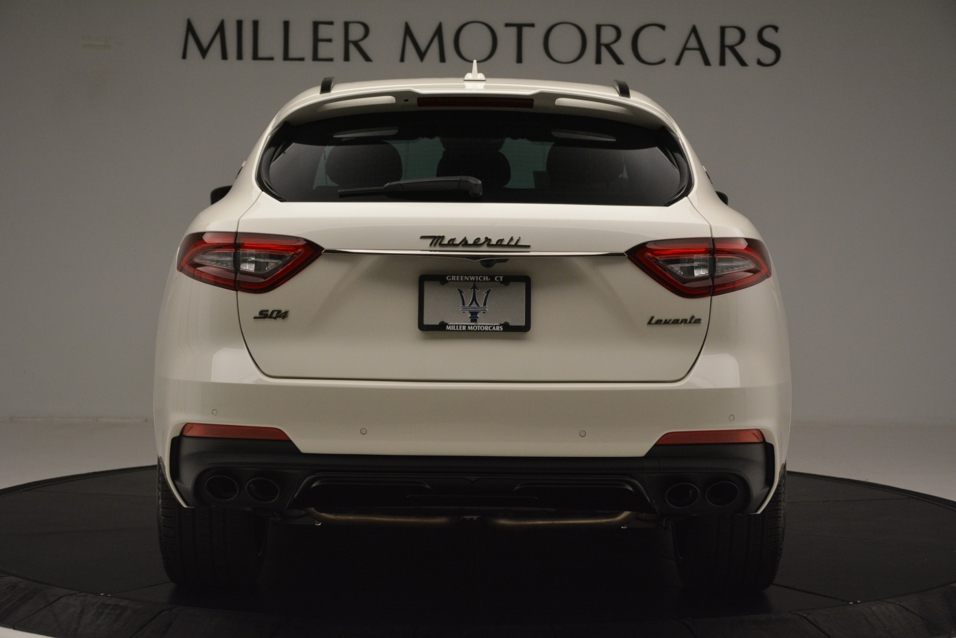 New 2019 Maserati Levante S Q4 GranSport For Sale In Westport, CT 3155_p6