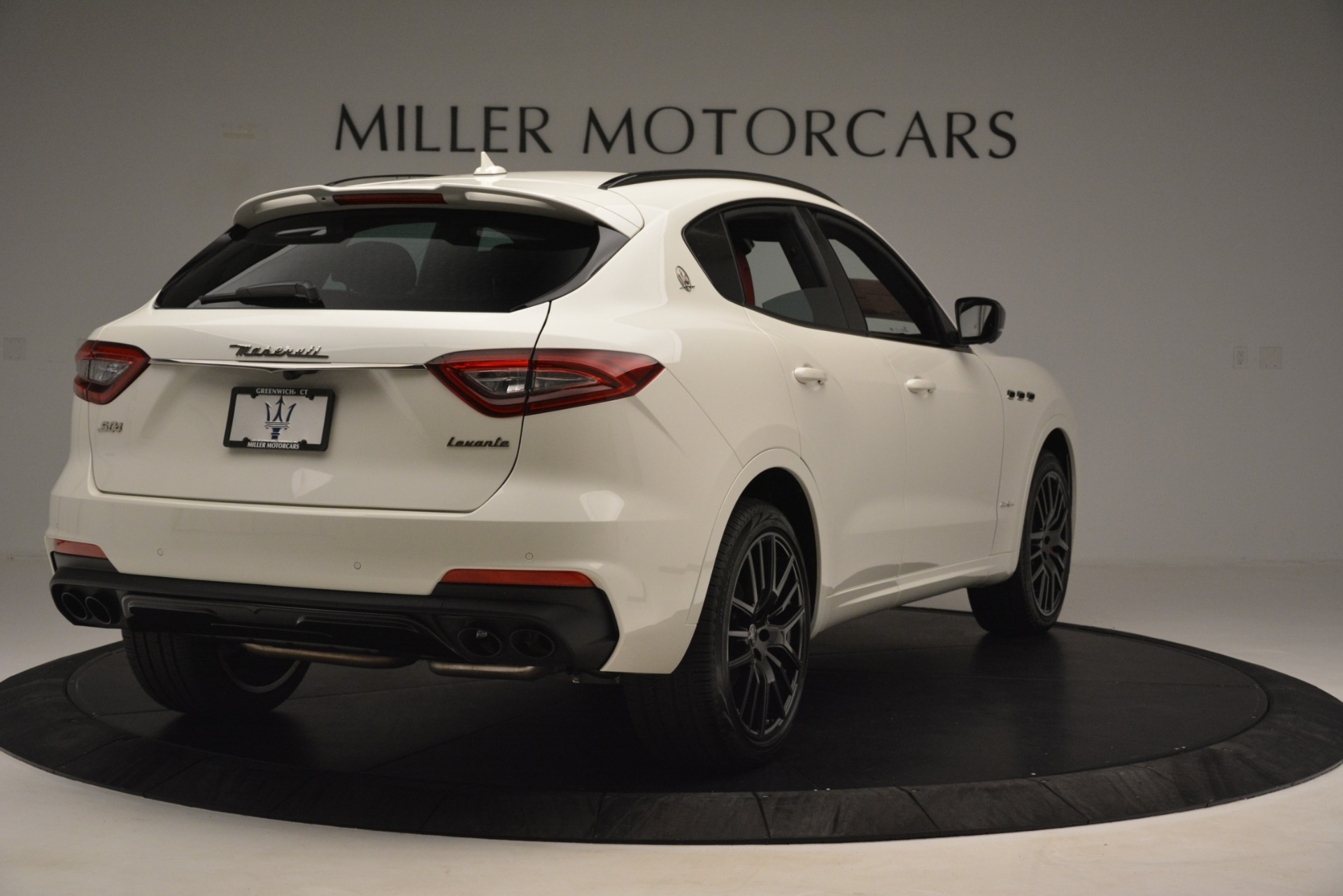 New 2019 Maserati Levante S Q4 GranSport For Sale In Westport, CT 3155_p7