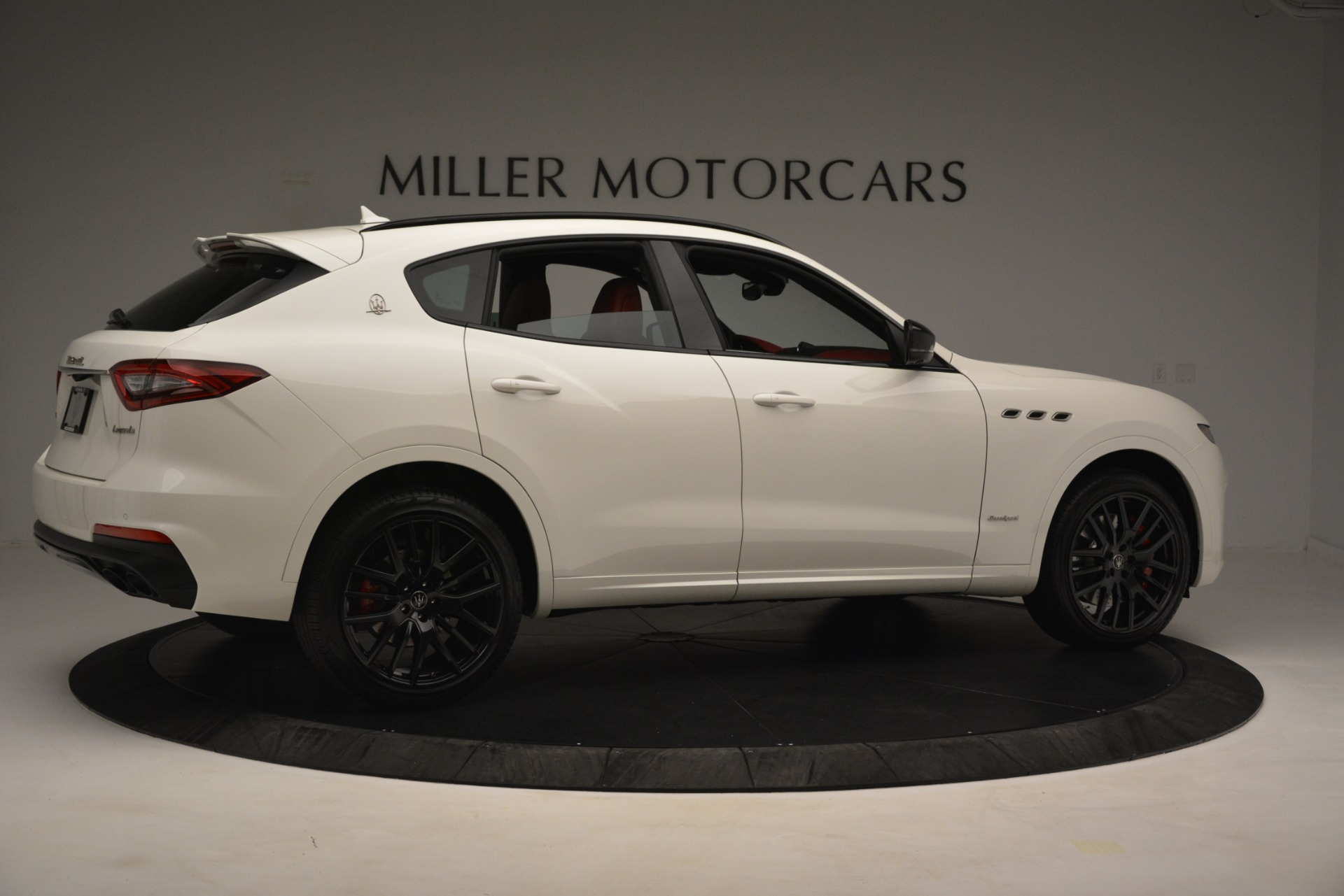 New 2019 Maserati Levante S Q4 GranSport For Sale In Westport, CT 3155_p8