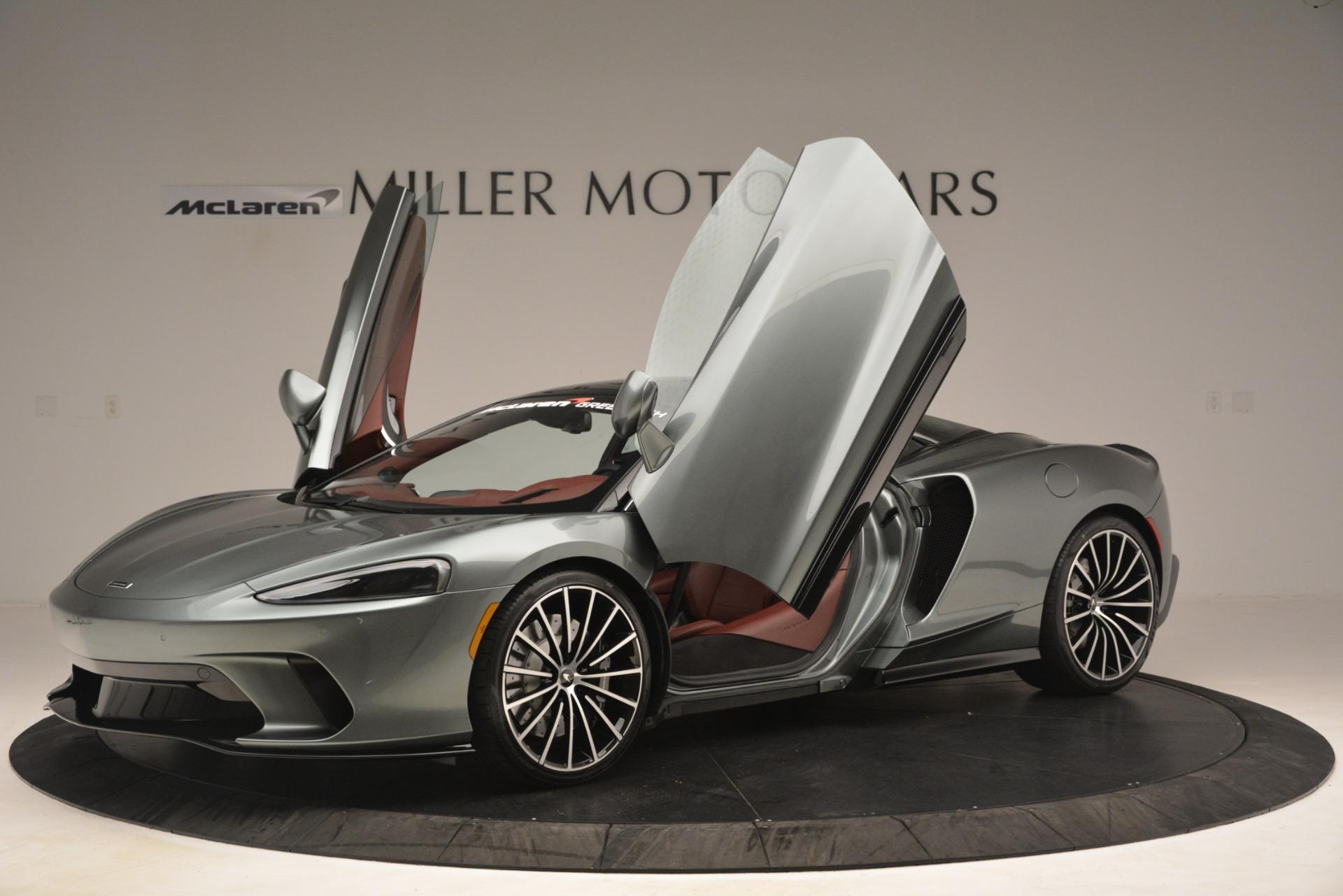 New 2020 McLaren GT Coupe For Sale In Westport, CT 3156_p25