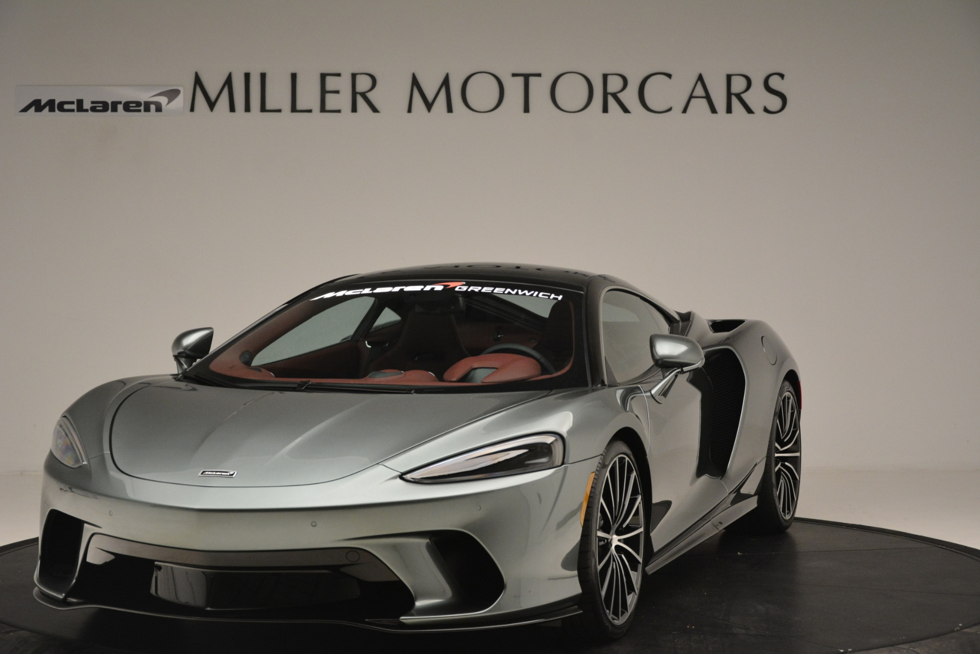 New 2020 McLaren GT Coupe For Sale In Westport, CT 3156_p36