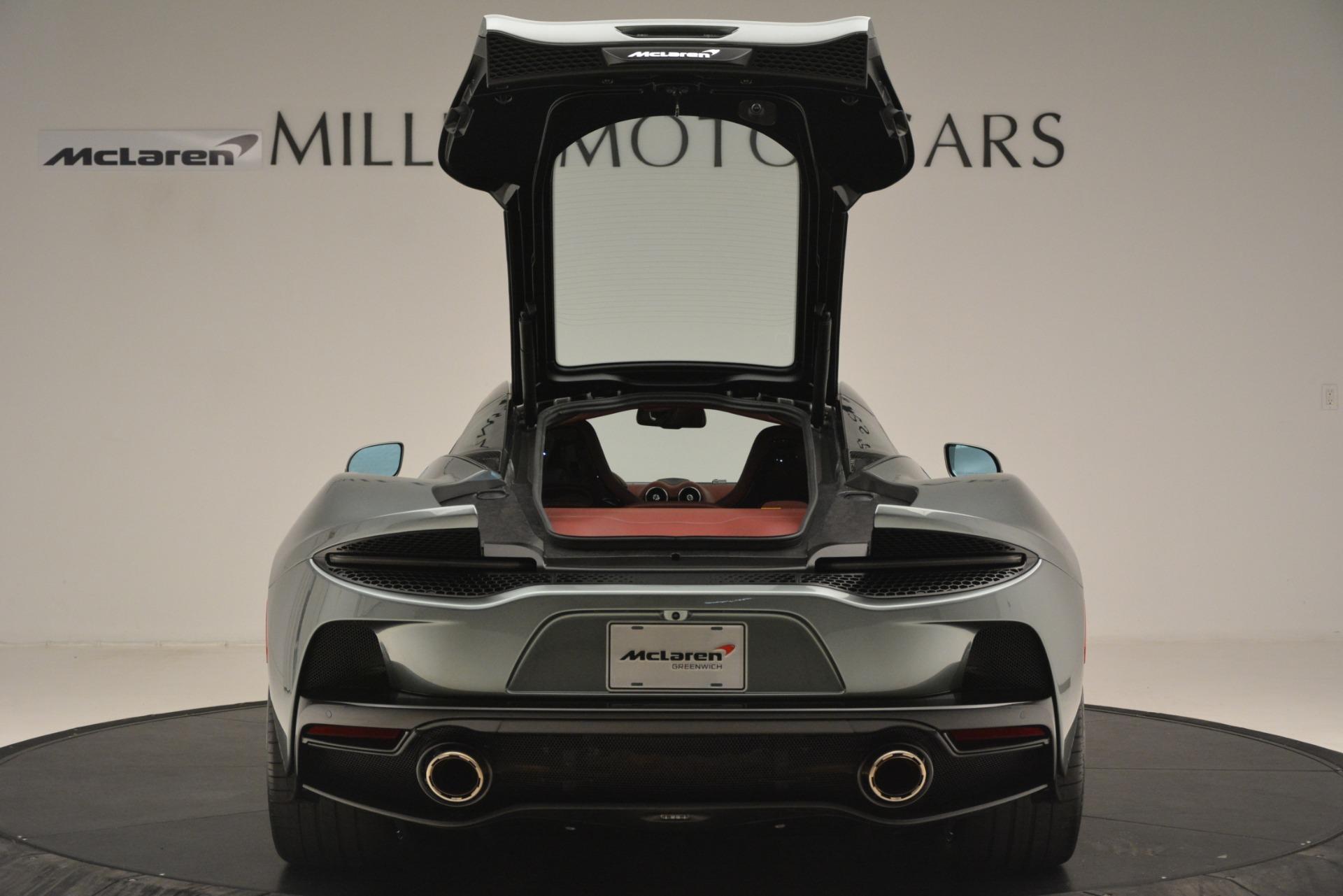 New 2020 McLaren GT Coupe For Sale In Westport, CT 3156_p42