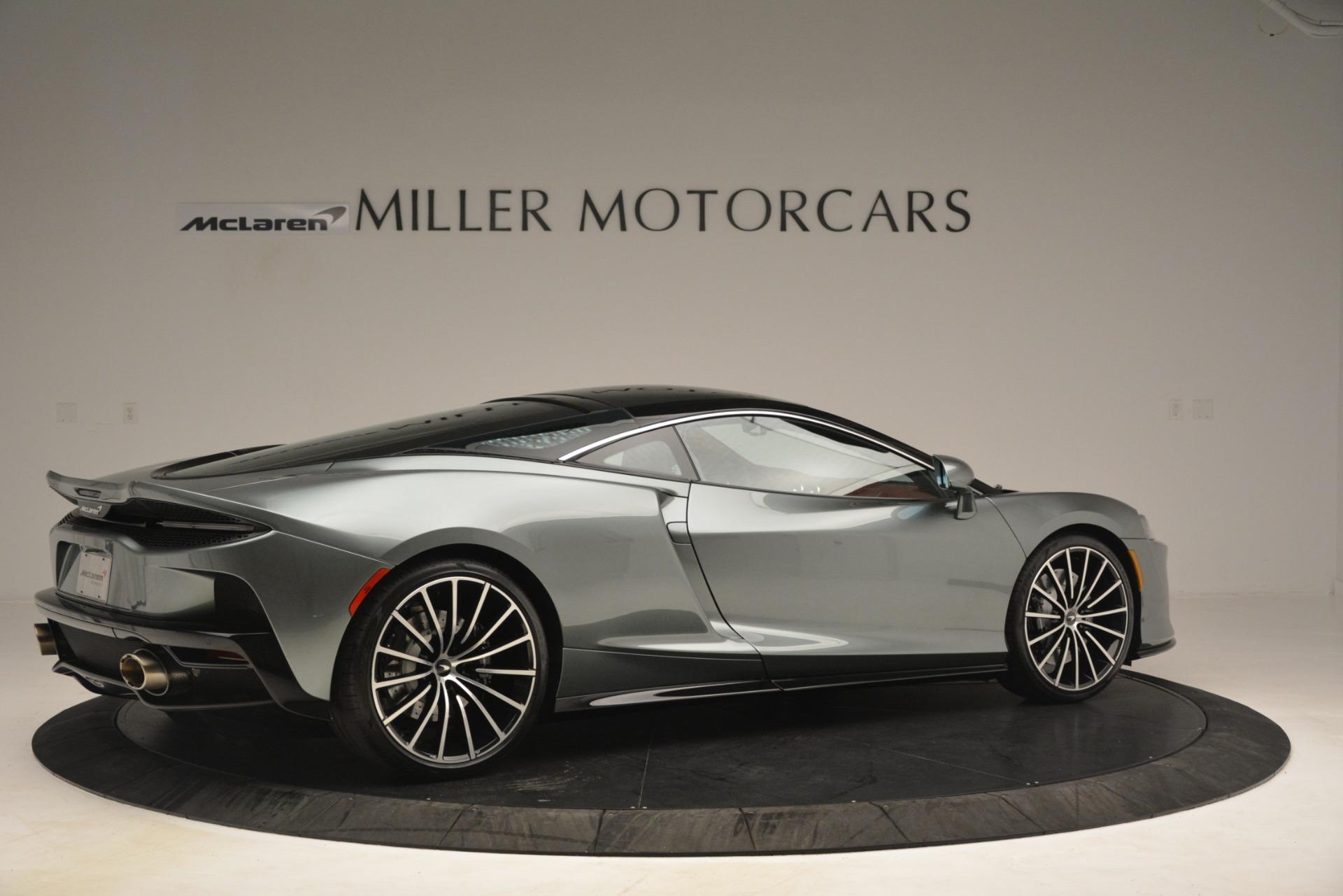 New 2020 McLaren GT Coupe For Sale In Westport, CT 3156_p45