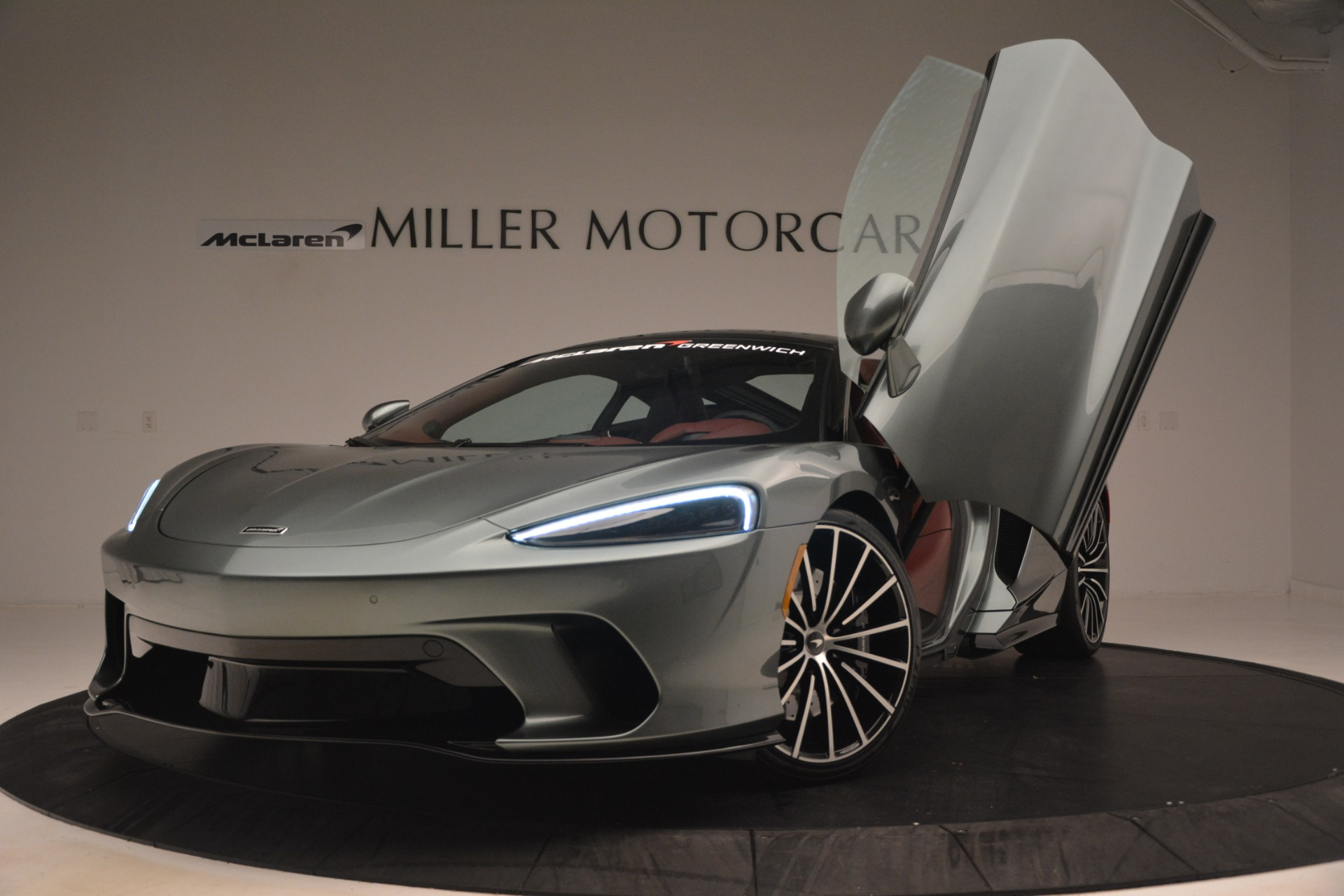 New 2020 McLaren GT Coupe For Sale In Westport, CT 3156_p54