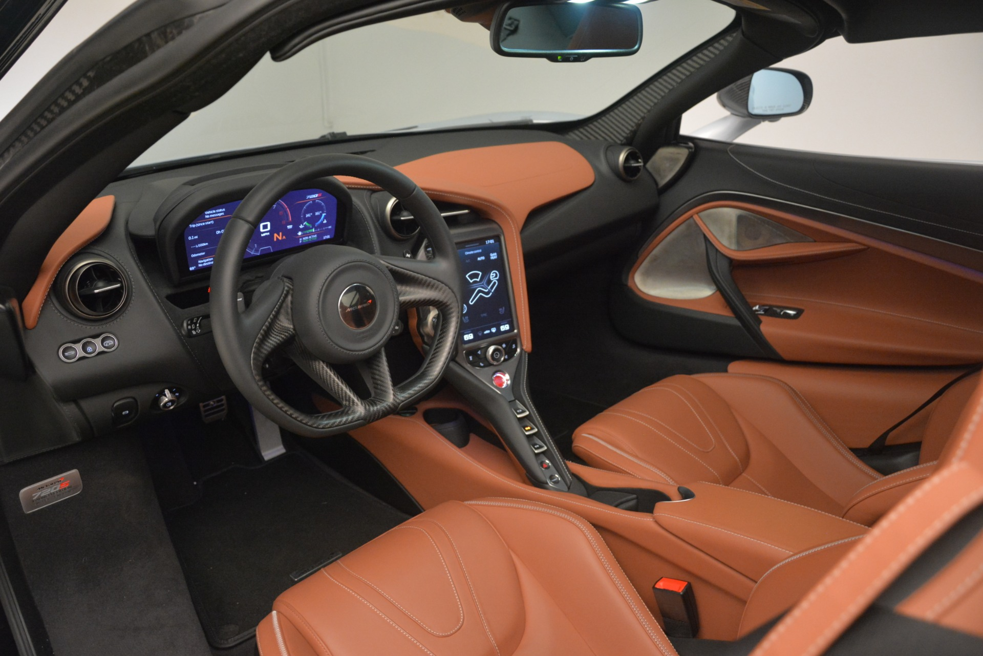 Used 2018 McLaren 720S Coupe For Sale In Westport, CT 3157_p15