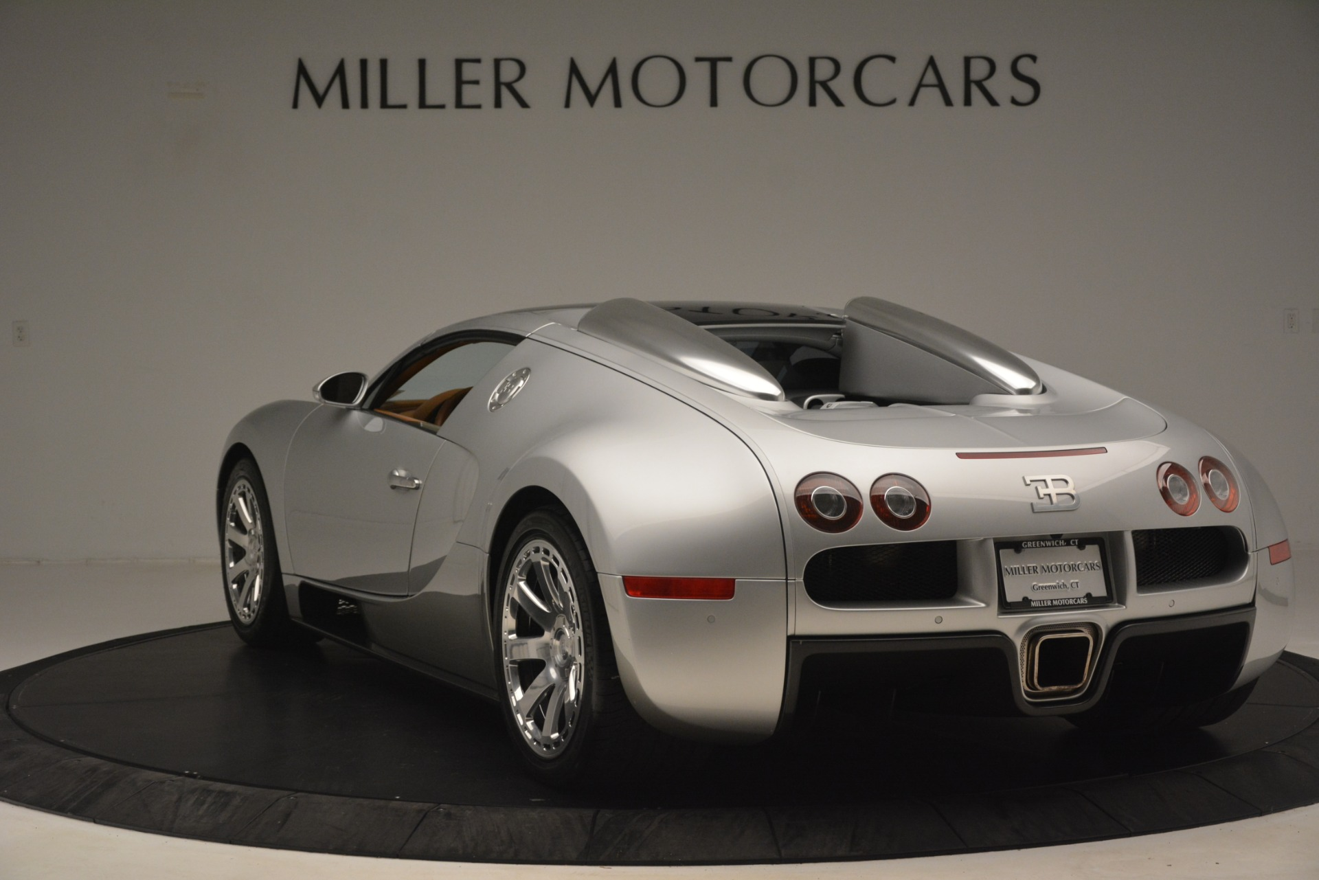 Used 2010 Bugatti Veyron 16.4 Grand Sport For Sale In Westport, CT 3159_p16