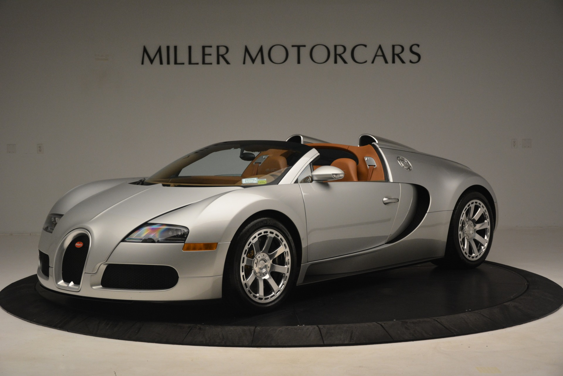 Used 2010 Bugatti Veyron 16.4 Grand Sport For Sale In Westport, CT 3159_p2