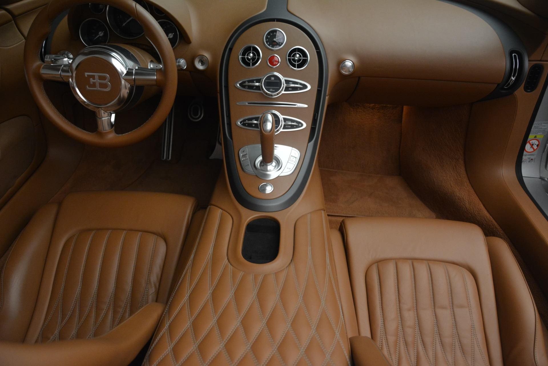 Used 2010 Bugatti Veyron 16.4 Grand Sport For Sale In Westport, CT 3159_p38
