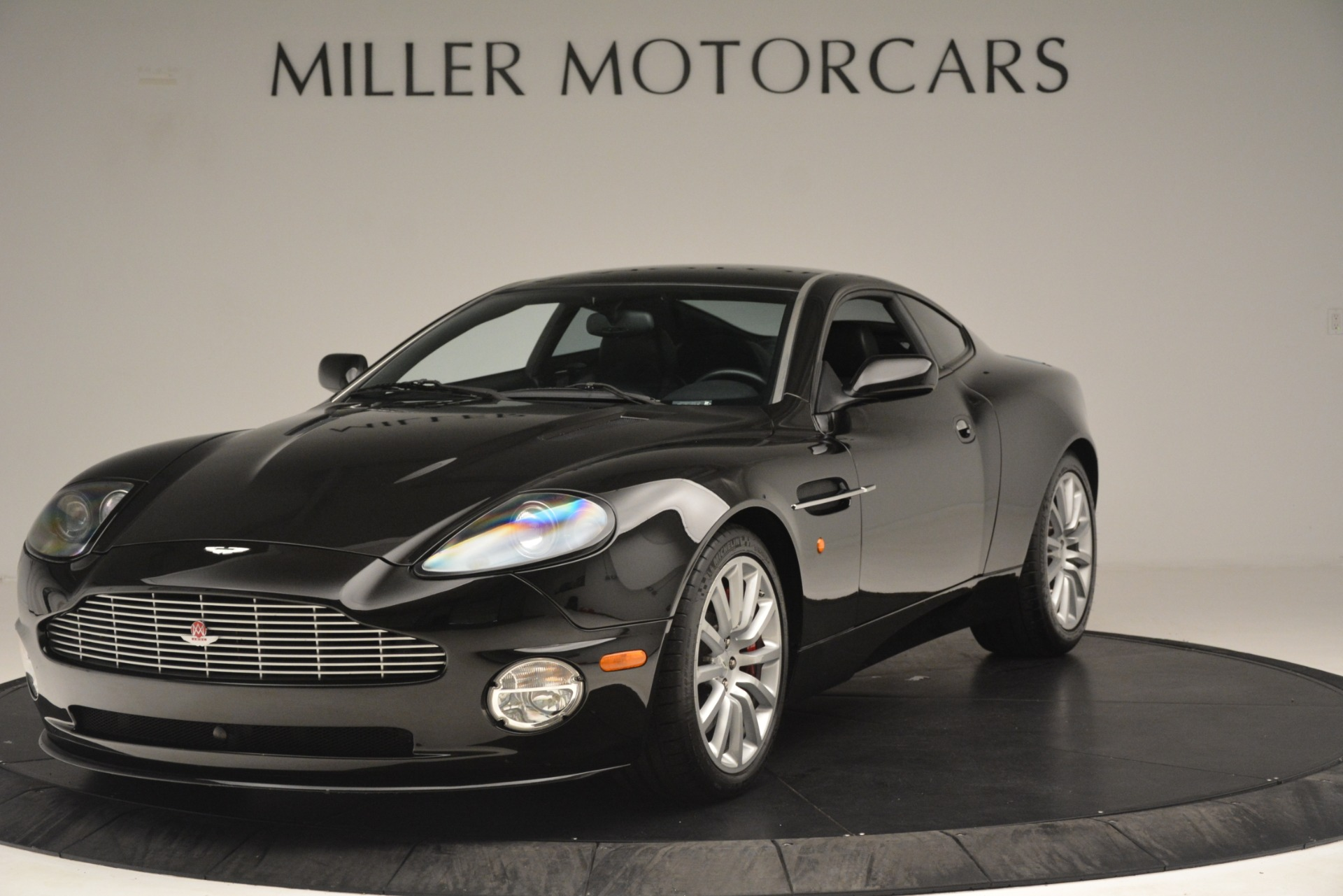 Used 2004 Aston Martin V12 Vanquish  For Sale In Westport, CT 3160_main