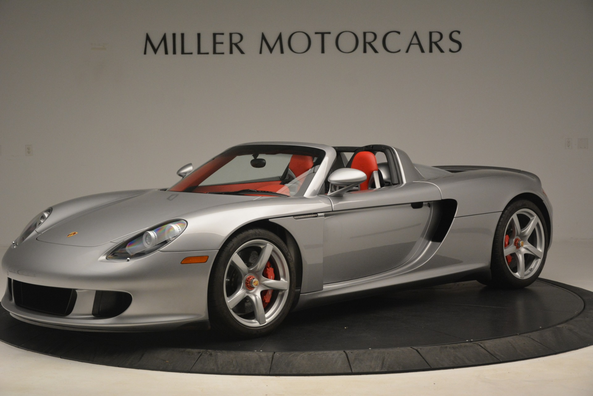 Used 2005 Porsche Carrera GT  For Sale In Westport, CT 3161_p2