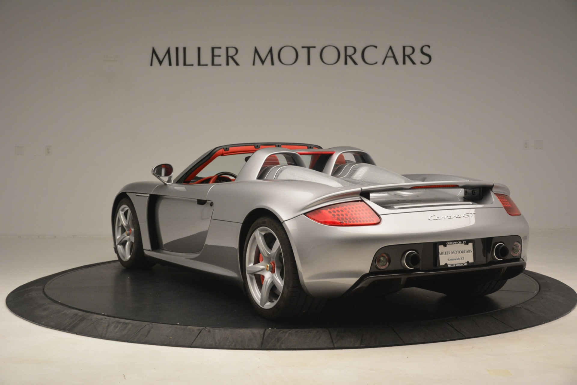 Used 2005 Porsche Carrera GT  For Sale In Westport, CT 3161_p5
