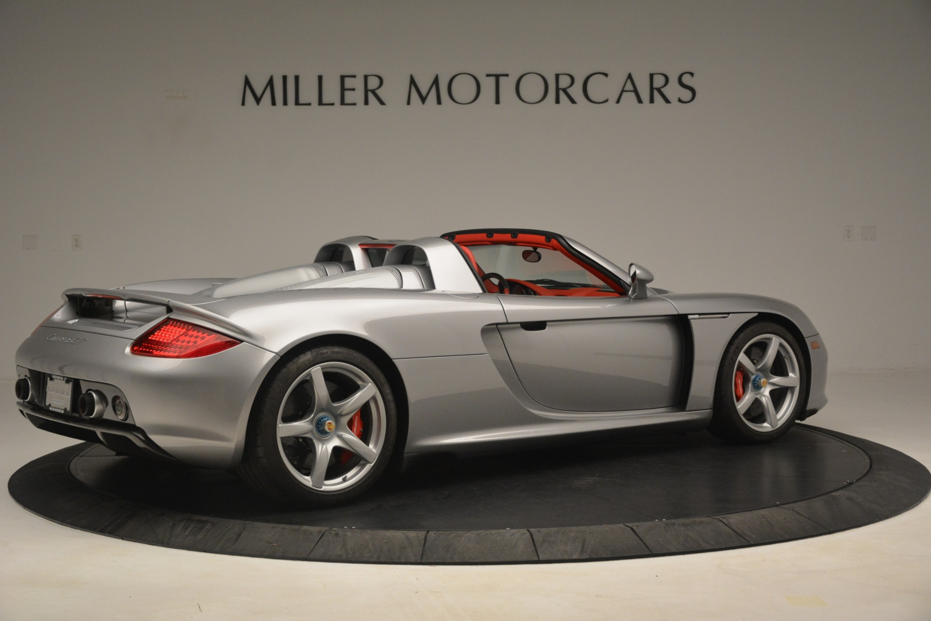 Used 2005 Porsche Carrera GT  For Sale In Westport, CT 3161_p8