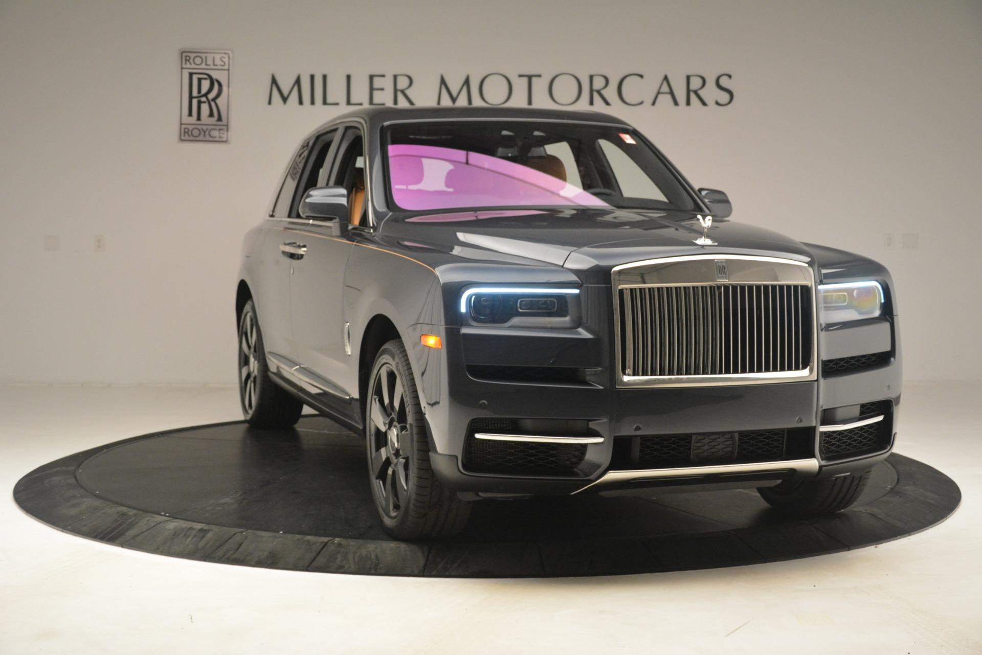 Used 2019 Rolls-Royce Cullinan  For Sale In Westport, CT 3162_p14