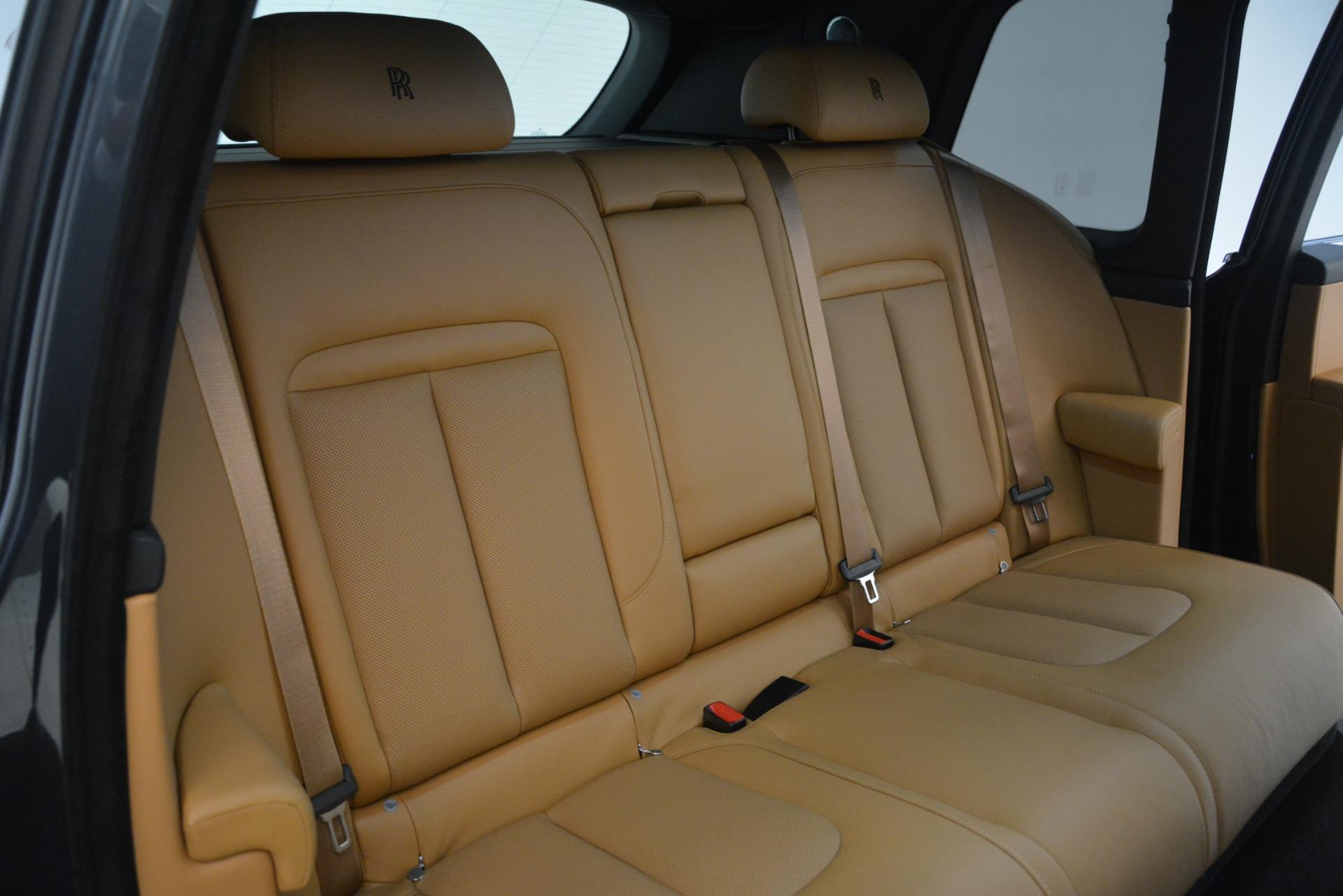 Used 2019 Rolls-Royce Cullinan  For Sale In Westport, CT 3162_p19