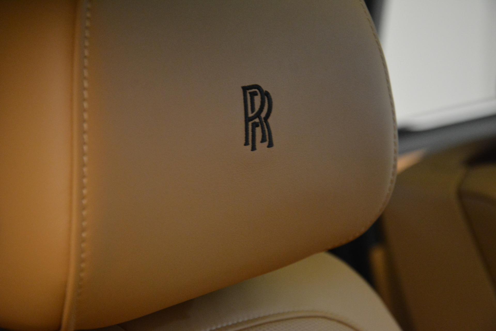 Used 2019 Rolls-Royce Cullinan  For Sale In Westport, CT 3162_p29