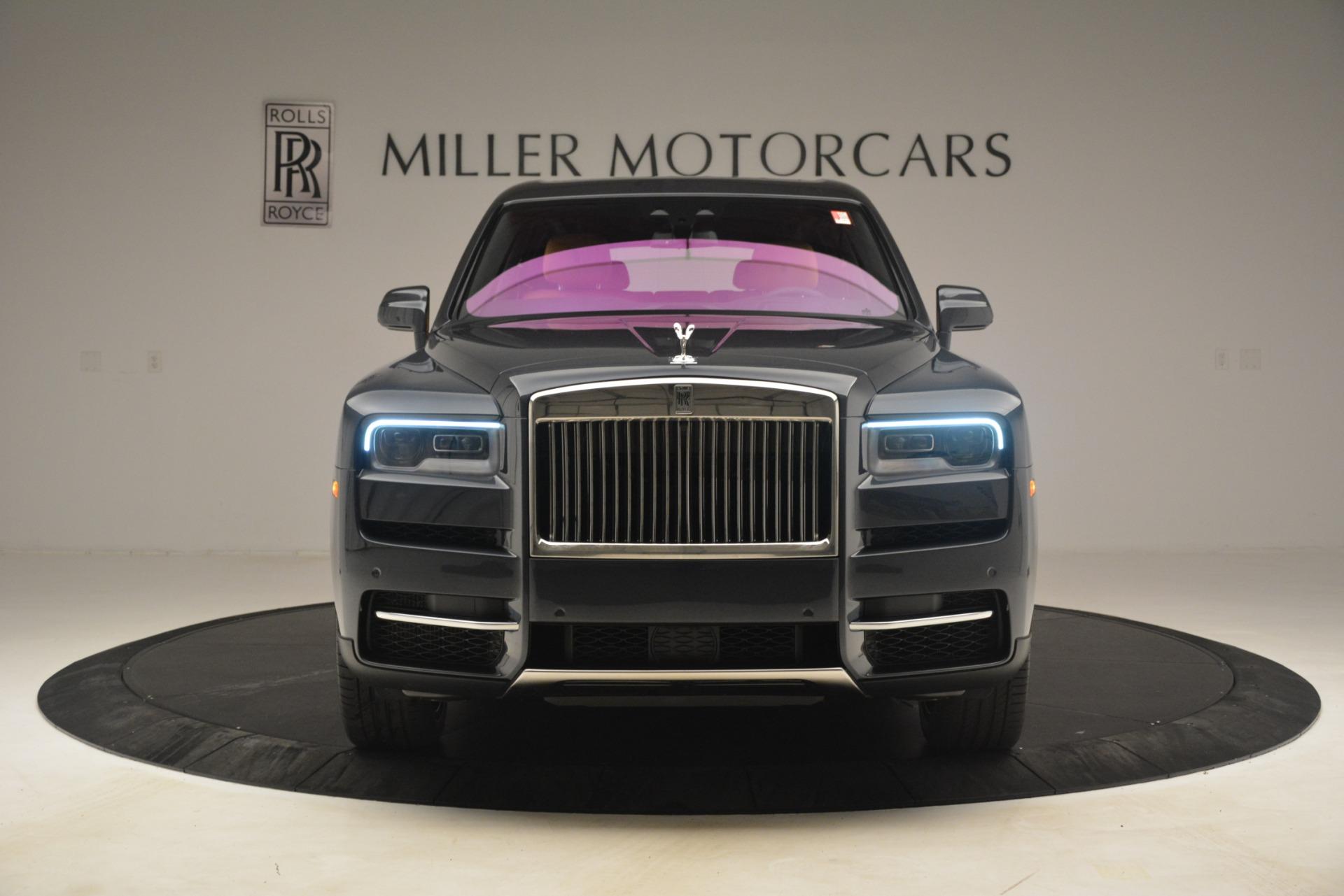 Used 2019 Rolls-Royce Cullinan  For Sale In Westport, CT 3162_p2