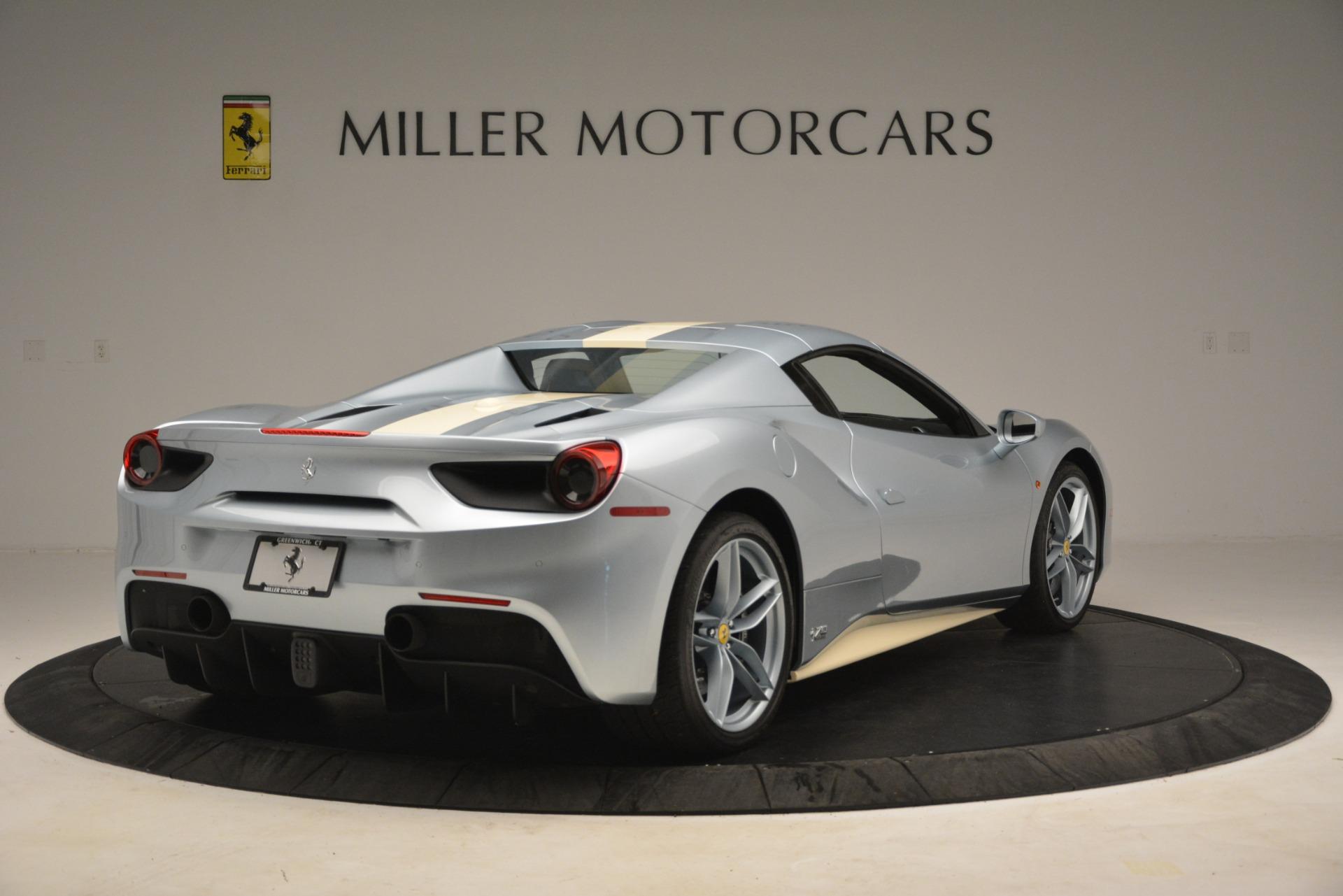 Used 2018 Ferrari 488 Spider  For Sale In Westport, CT 3168_p16