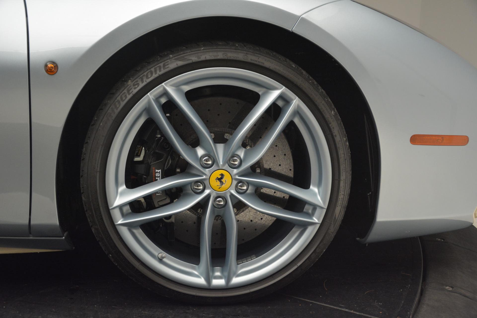 Used 2018 Ferrari 488 Spider  For Sale In Westport, CT 3168_p19