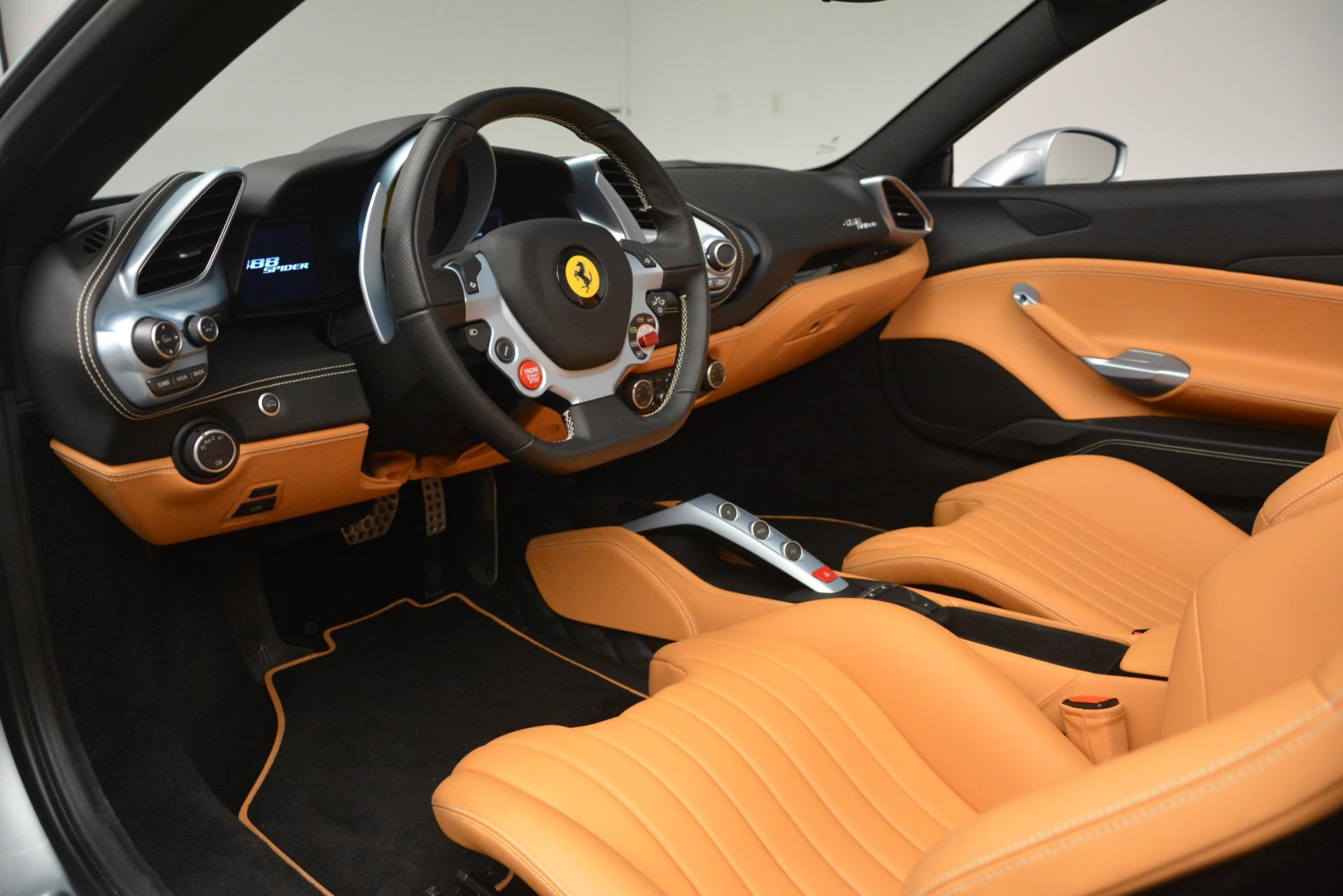 Used 2018 Ferrari 488 Spider  For Sale In Westport, CT 3168_p20