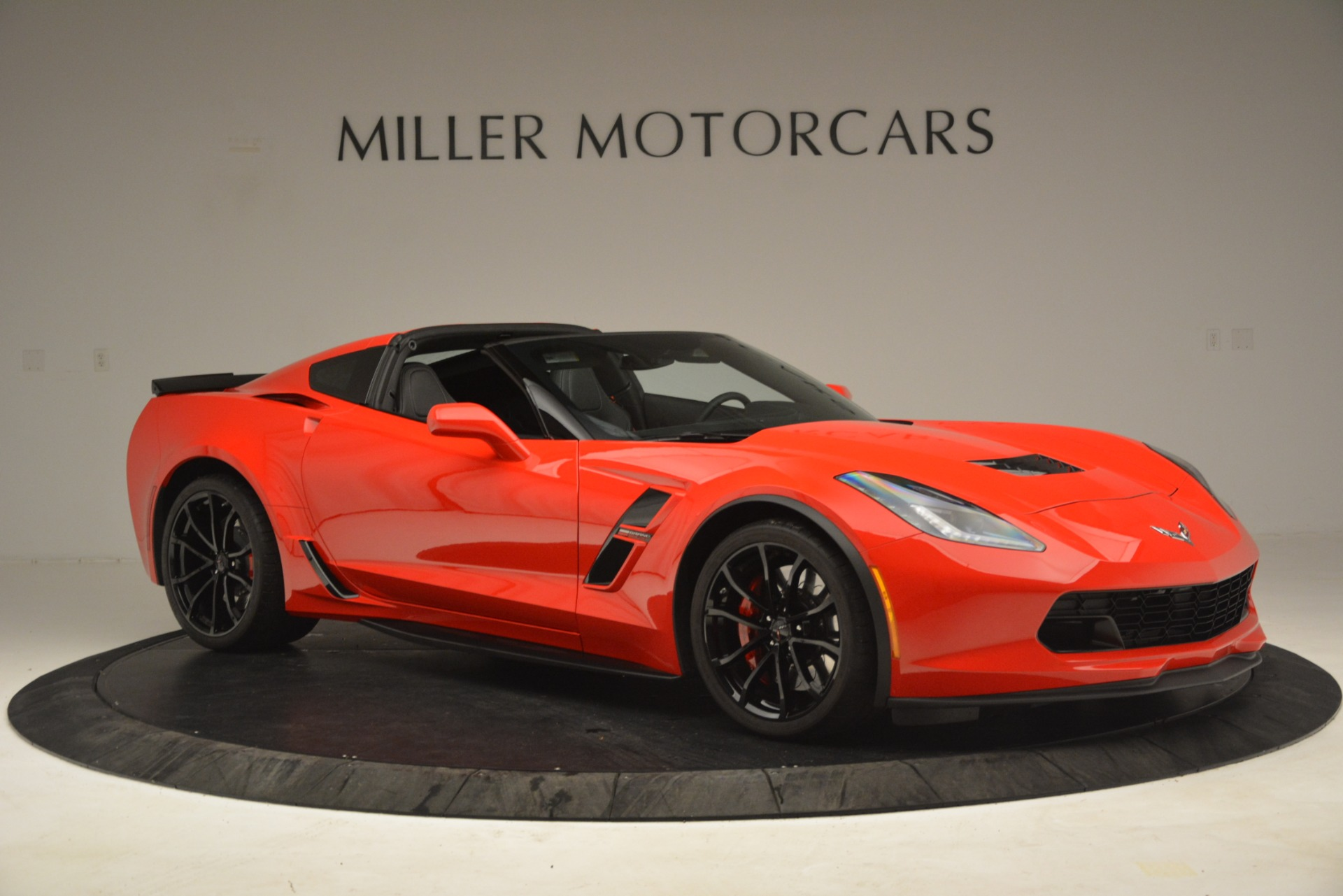 Used 2019 Chevrolet Corvette Grand Sport For Sale In Westport, CT 3169_p10