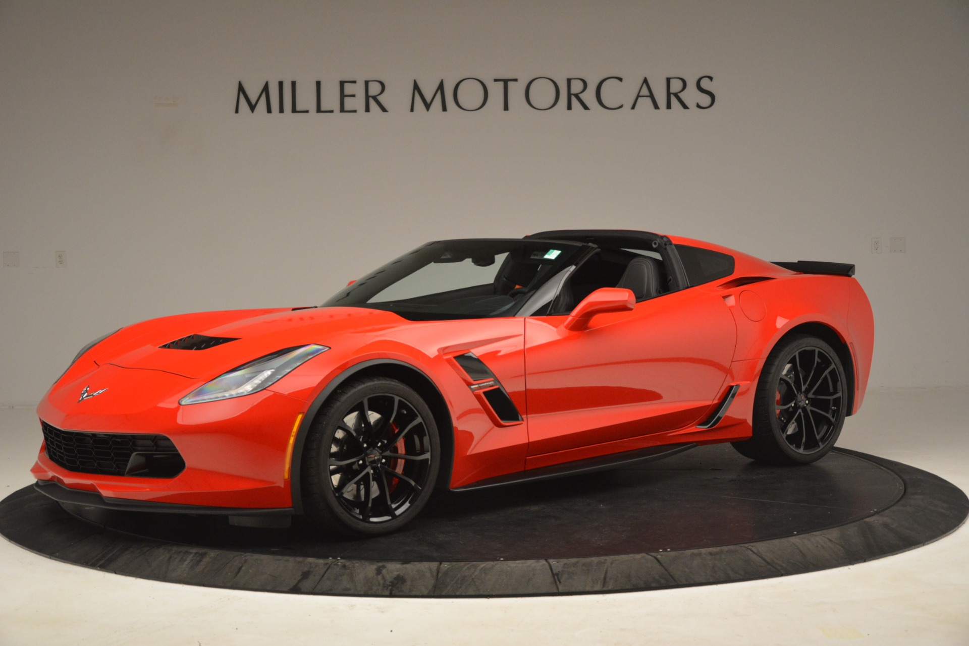 Used 2019 Chevrolet Corvette Grand Sport For Sale In Westport, CT 3169_p2