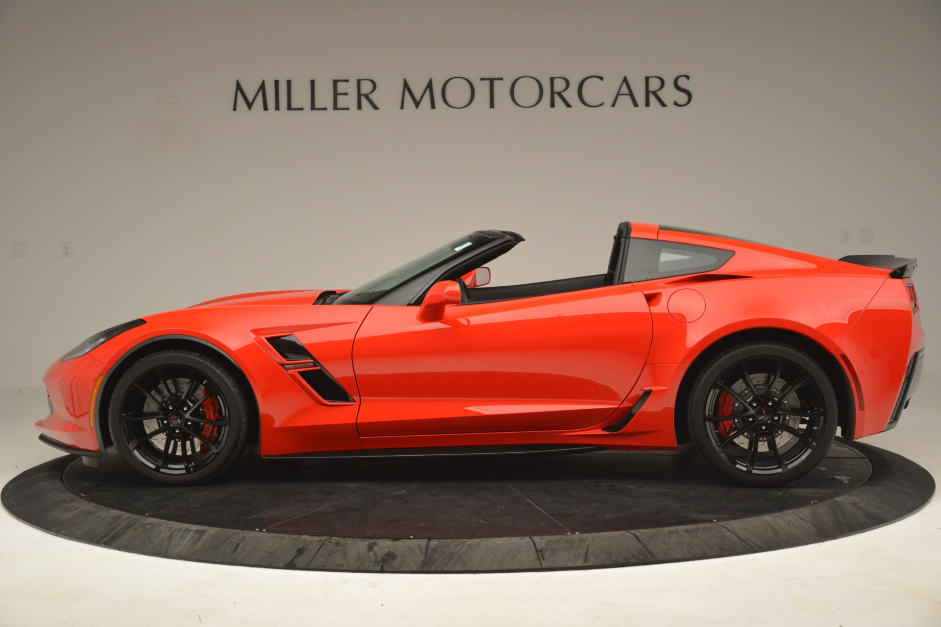 Used 2019 Chevrolet Corvette Grand Sport For Sale In Westport, CT 3169_p3